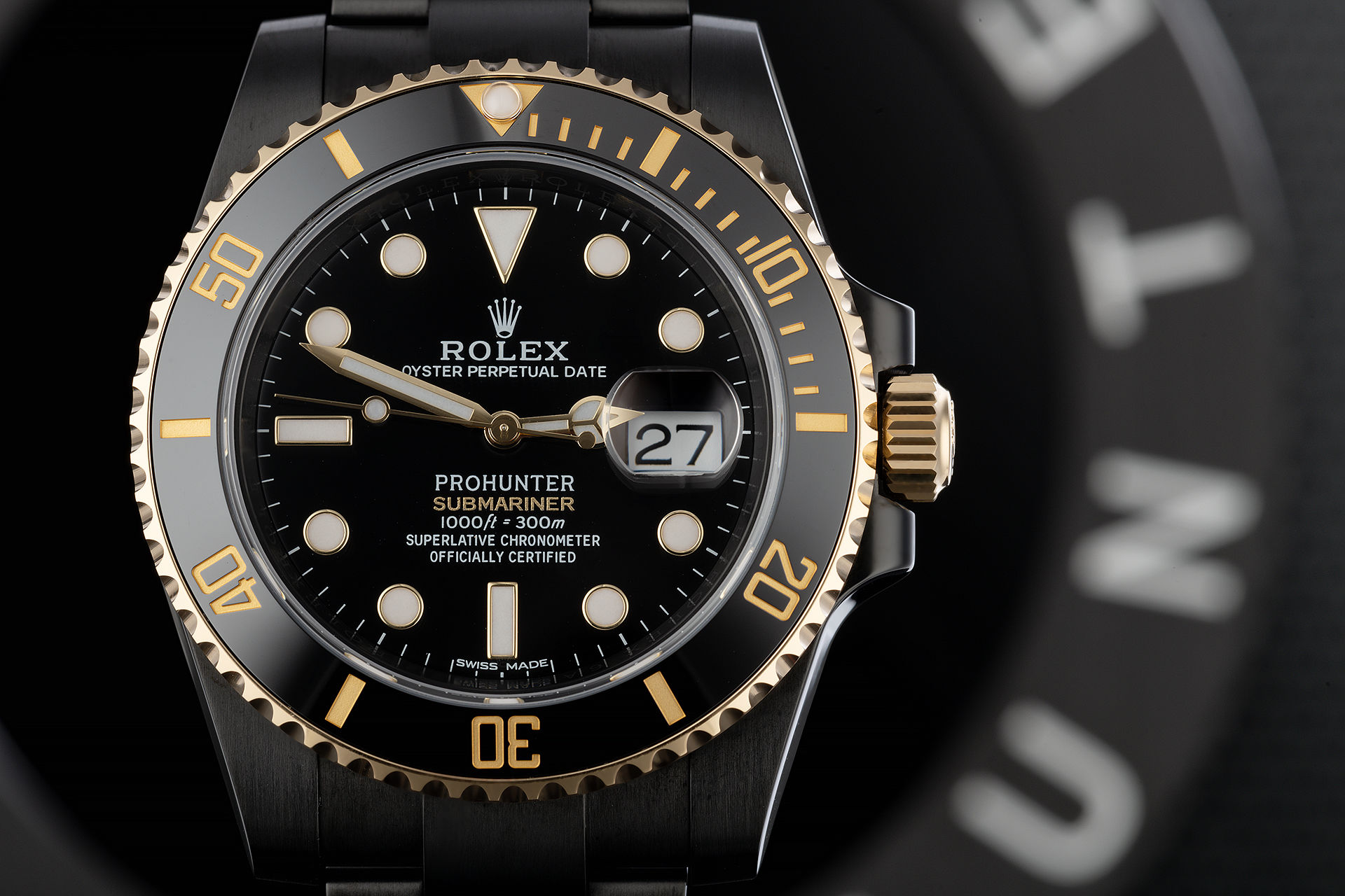 ref 116613LN | Limited Edition 'One of 100' | Pro Hunter Submariner Safari