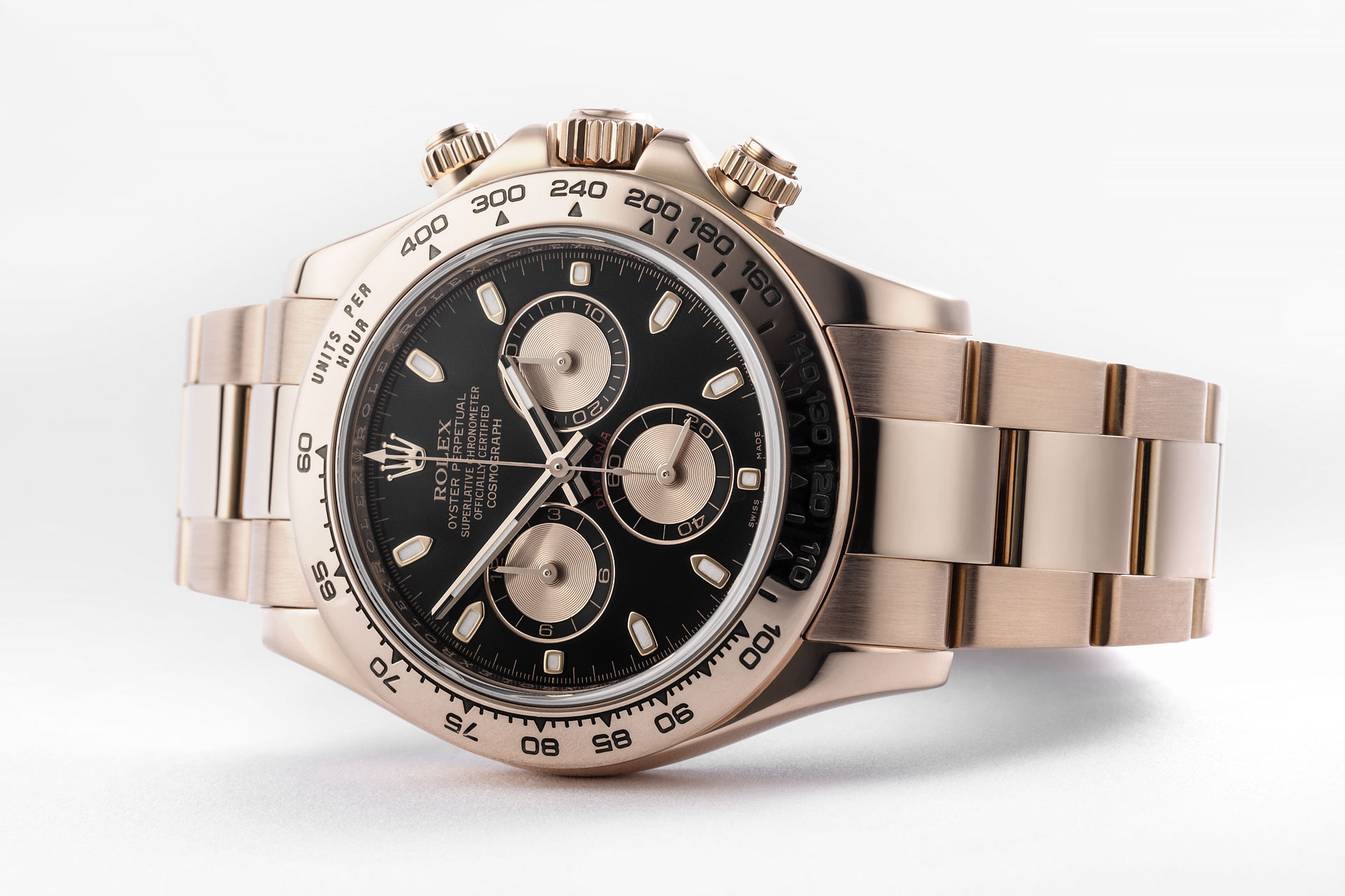 ref 116505 | Box & Papers | Rolex Cosmograph Daytona
