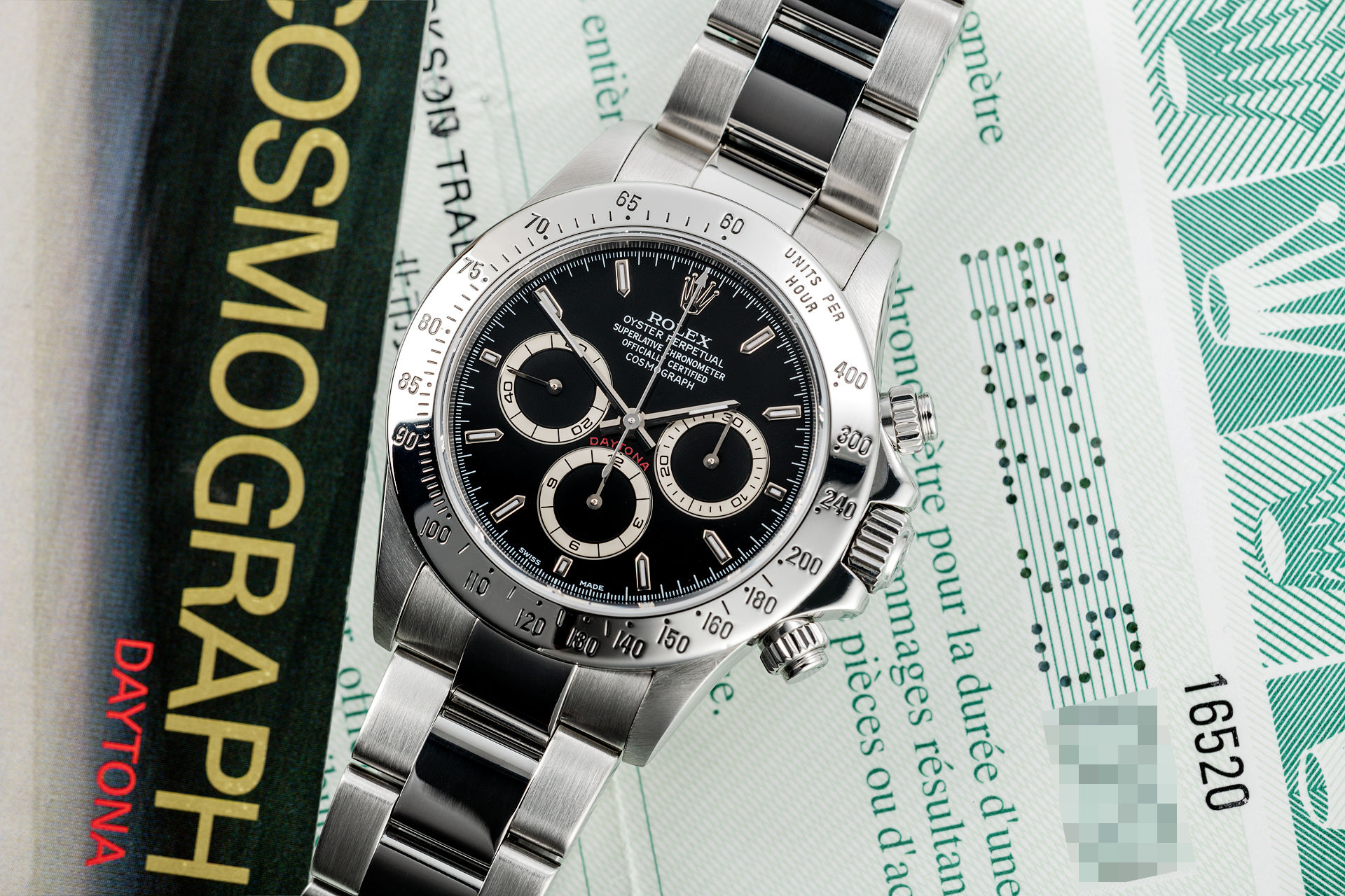 """A Series"" Box and Papers 