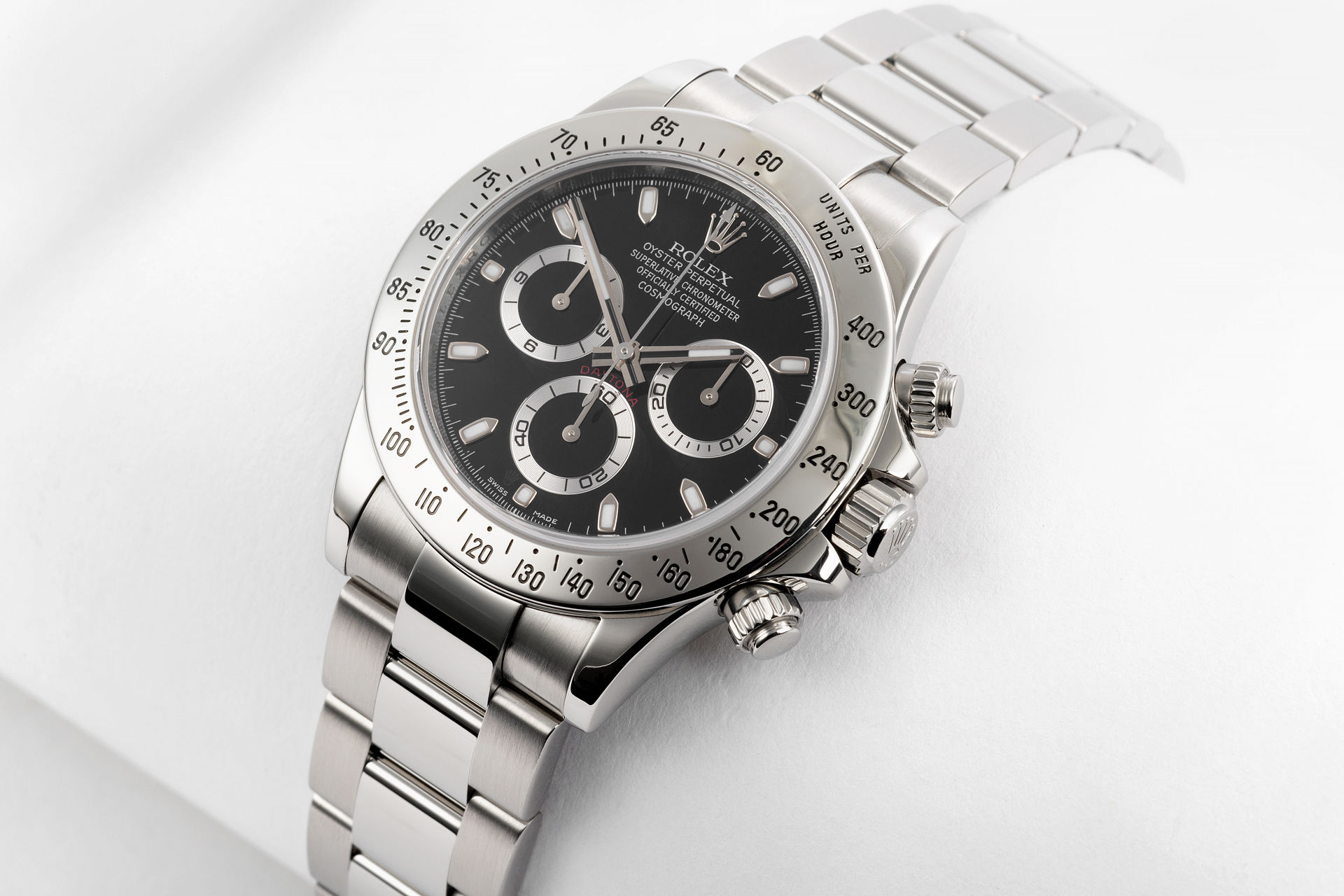 ref 116520 | Box & Papers | Rolex Cosmograph Daytona