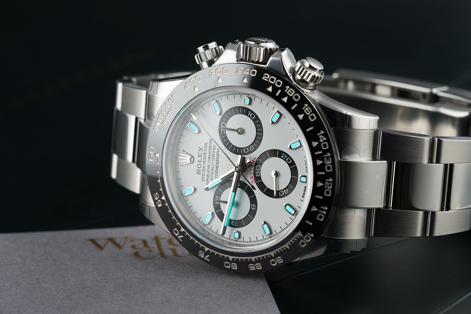 rolex cosmograph daytona watches ref 116500ln 39 brand. Black Bedroom Furniture Sets. Home Design Ideas