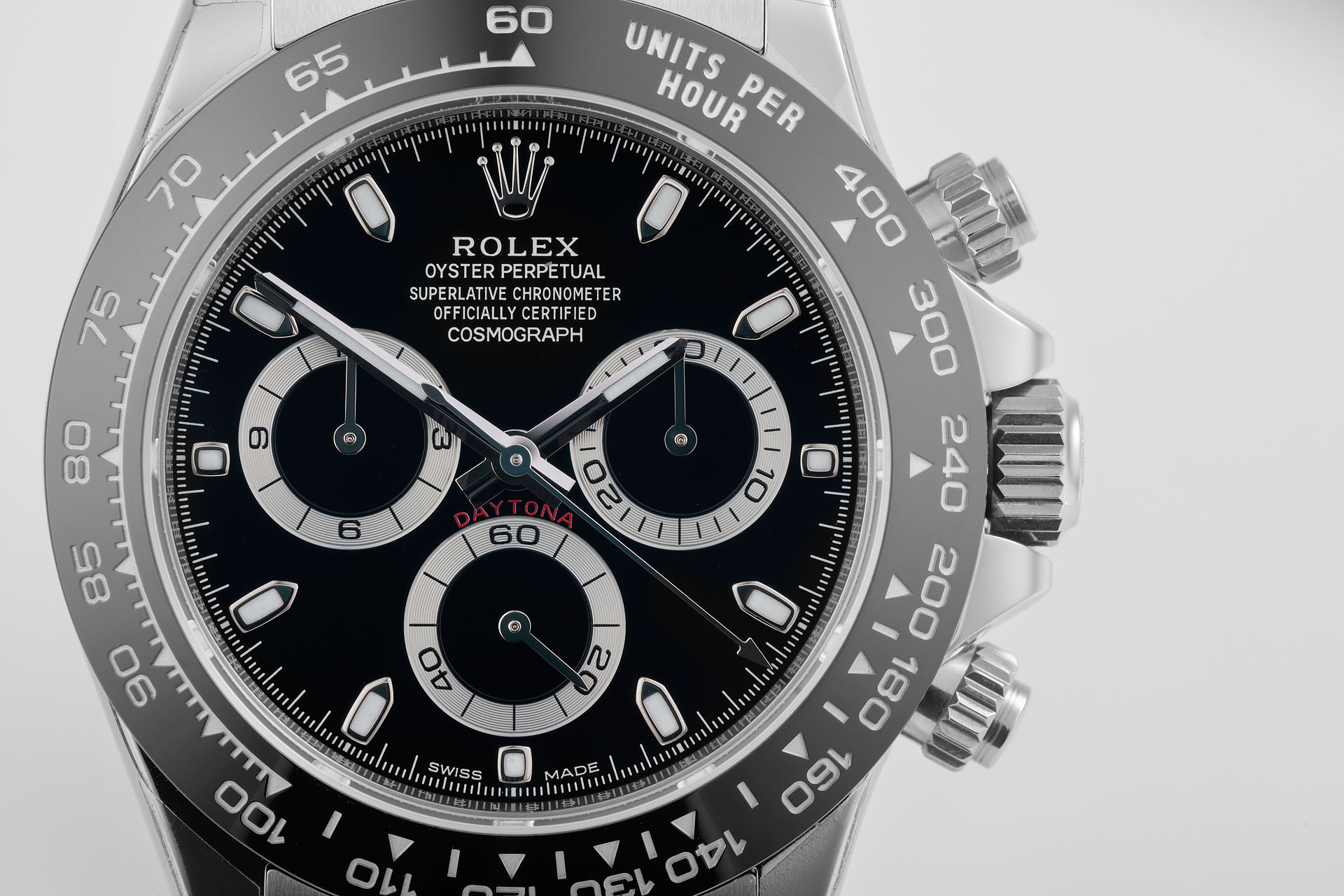 ref 116500LN | Brand New Stickered '5 Year Warranty' | Rolex Cosmograph Daytona