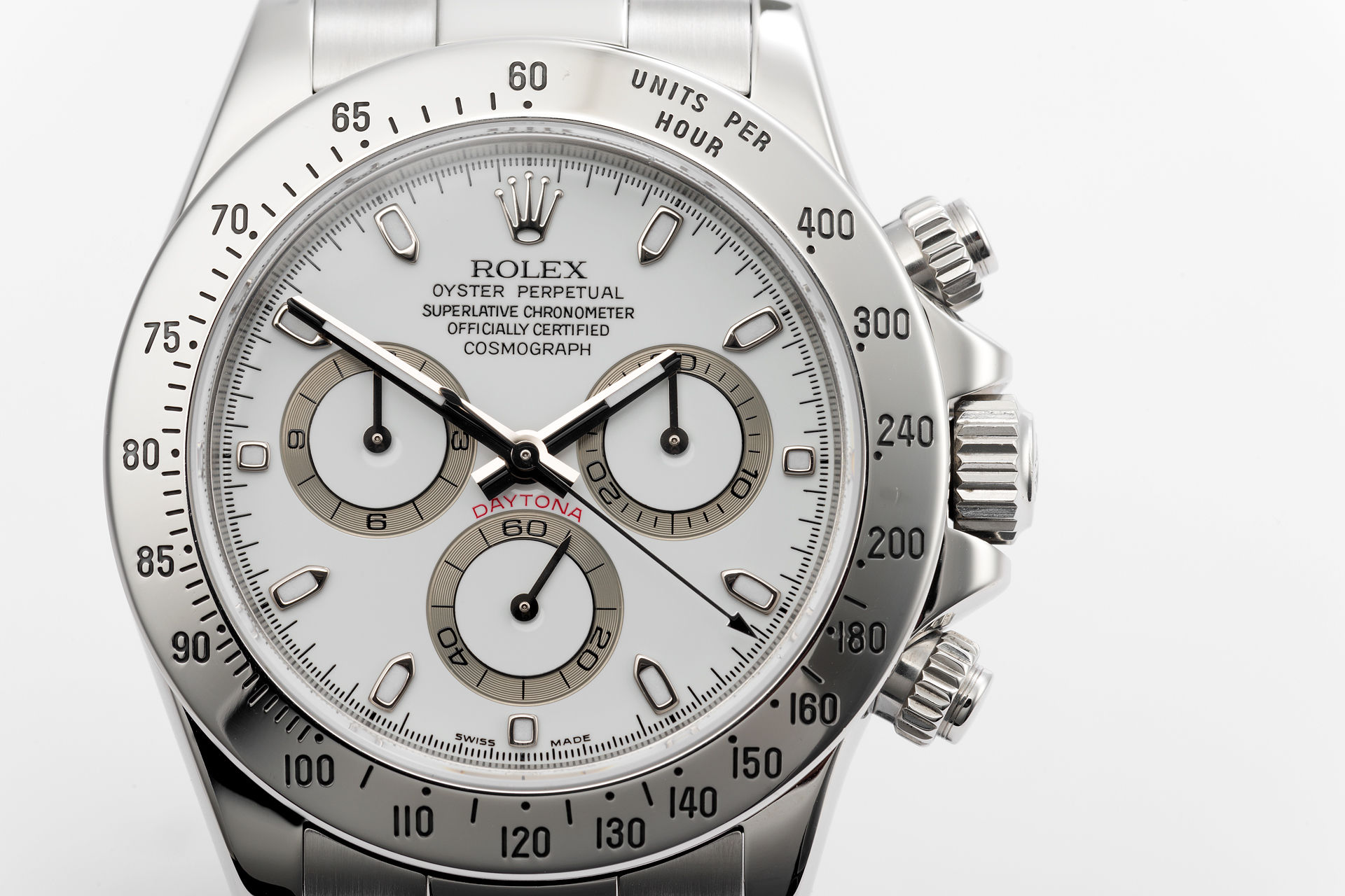 ref 116520 | Discontinued Model 'Full Set' | Rolex Cosmograph Daytona