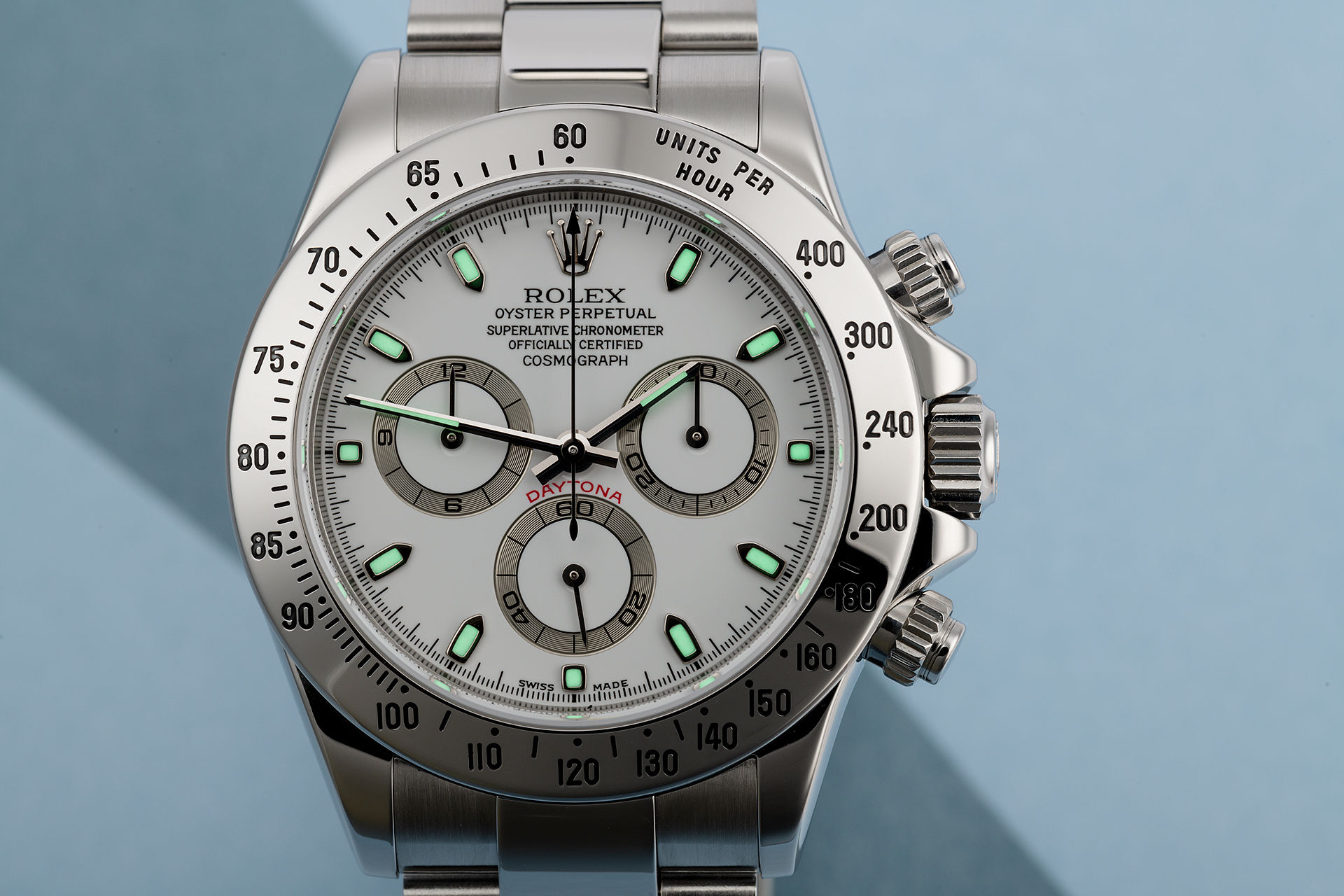 ref 116520 | 'Early First Series' Collectors Set | Rolex Cosmograph Daytona
