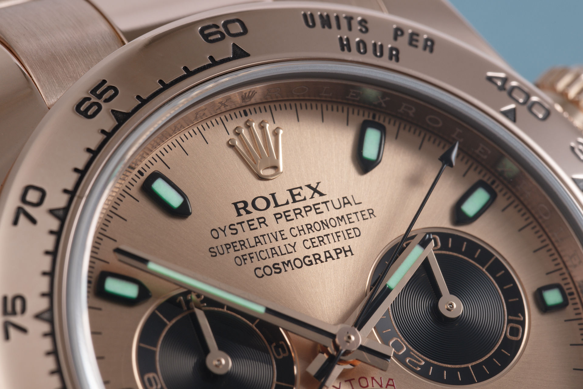 ref 116505 | Full Set '18ct Rose Gold' | Rolex Cosmograph Daytona
