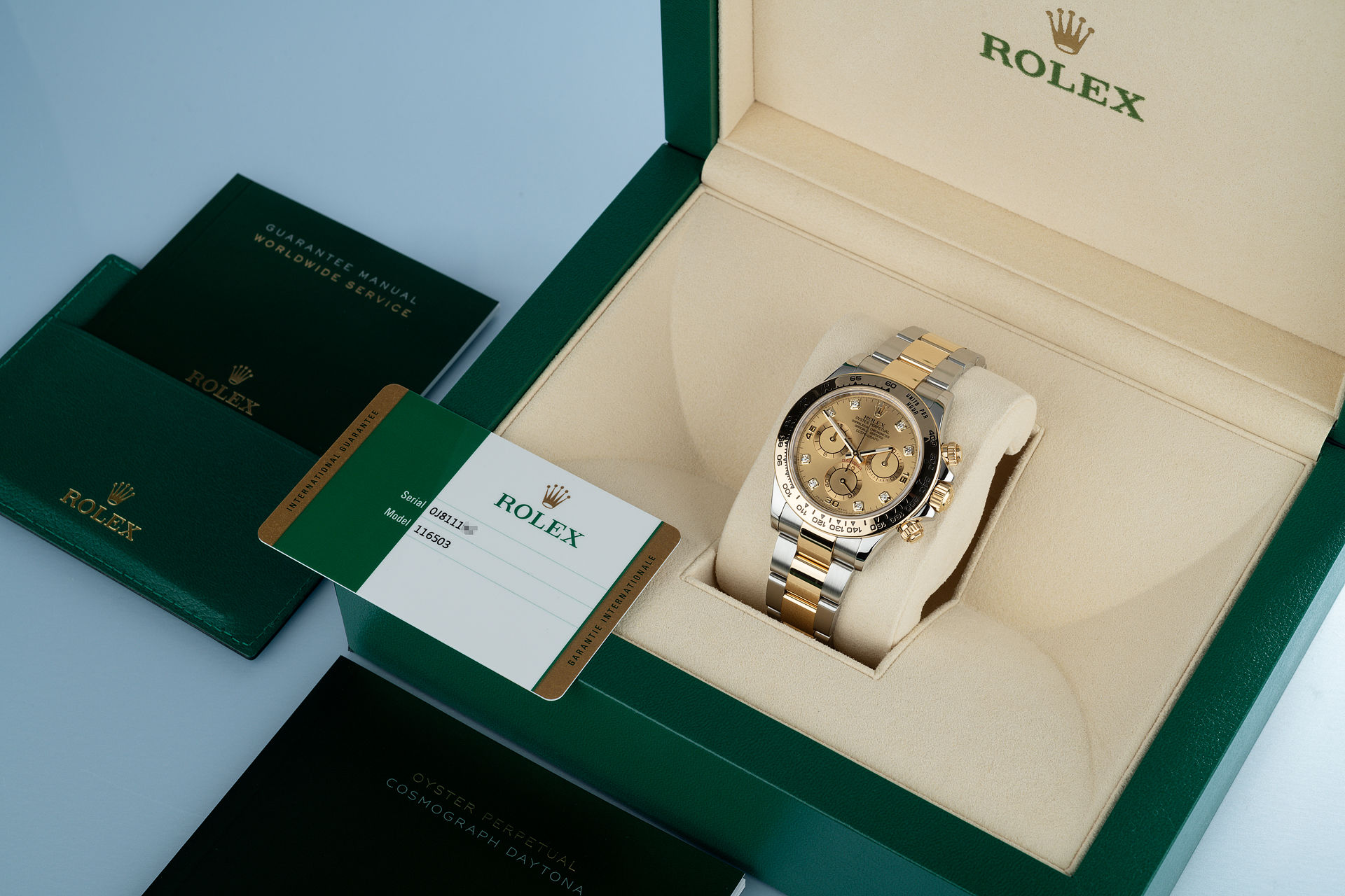 "New Model ""Full Set"" 