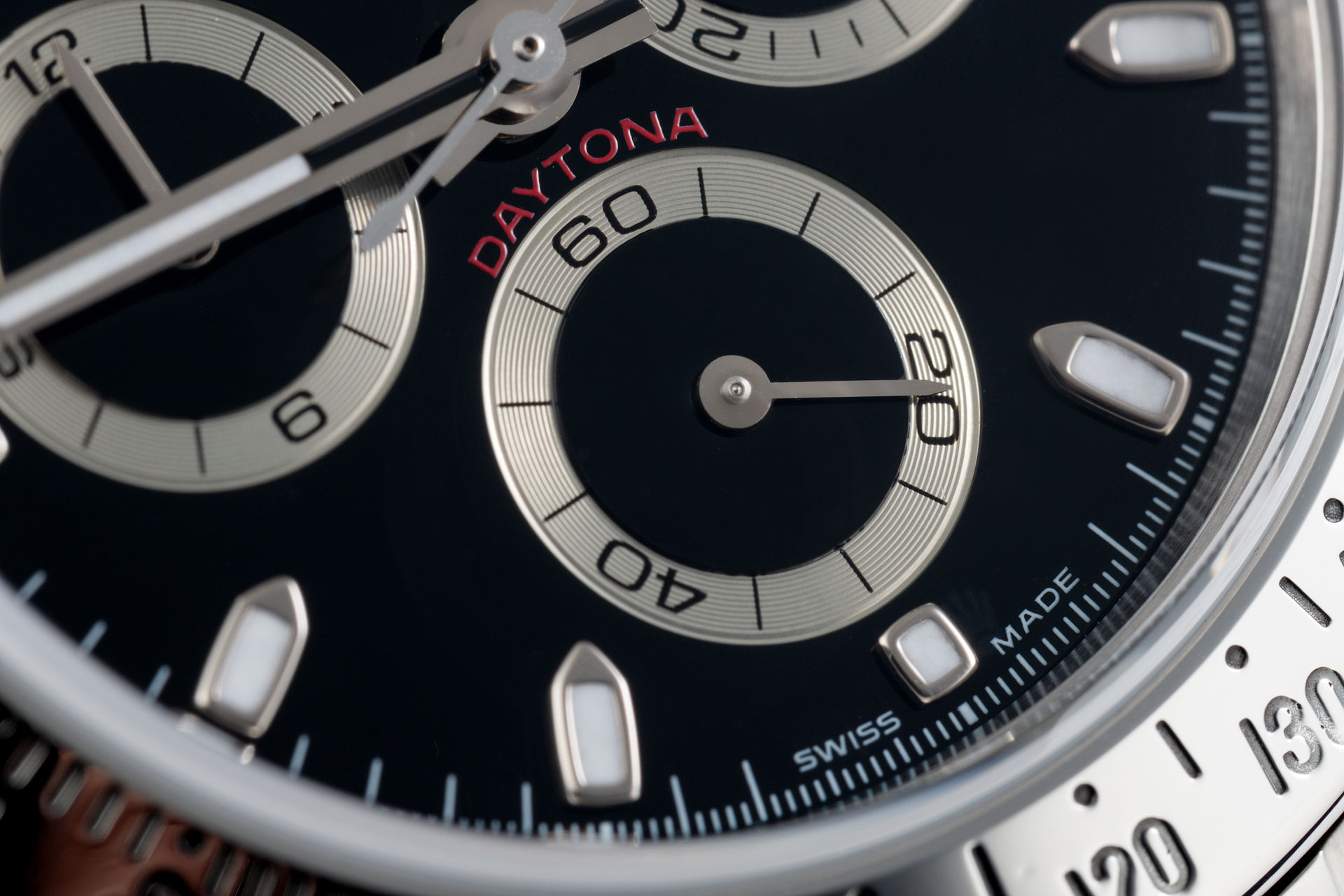 ref 116520 | In-house Calibre 4130 | Rolex Cosmograph Daytona