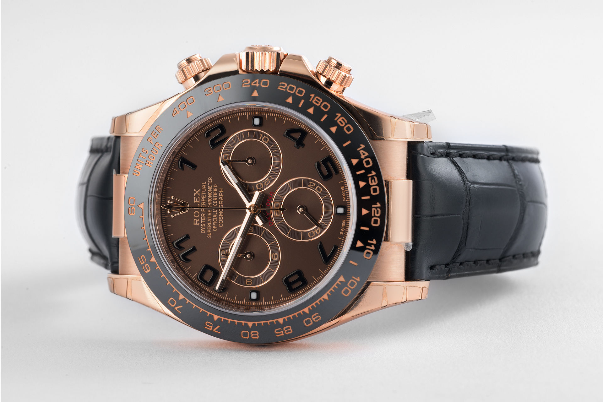ref 116515LN | Rose Gold 'Fully Stickered' | Rolex Cosmograph Daytona