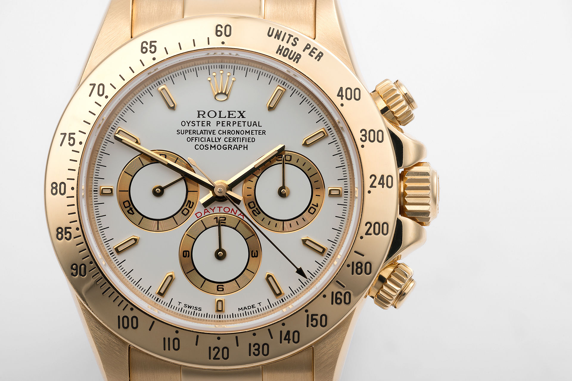 new product 3a81b c5f15 Rolex Cosmograph Daytona Watches | ref 16528 | Solid Gold ...