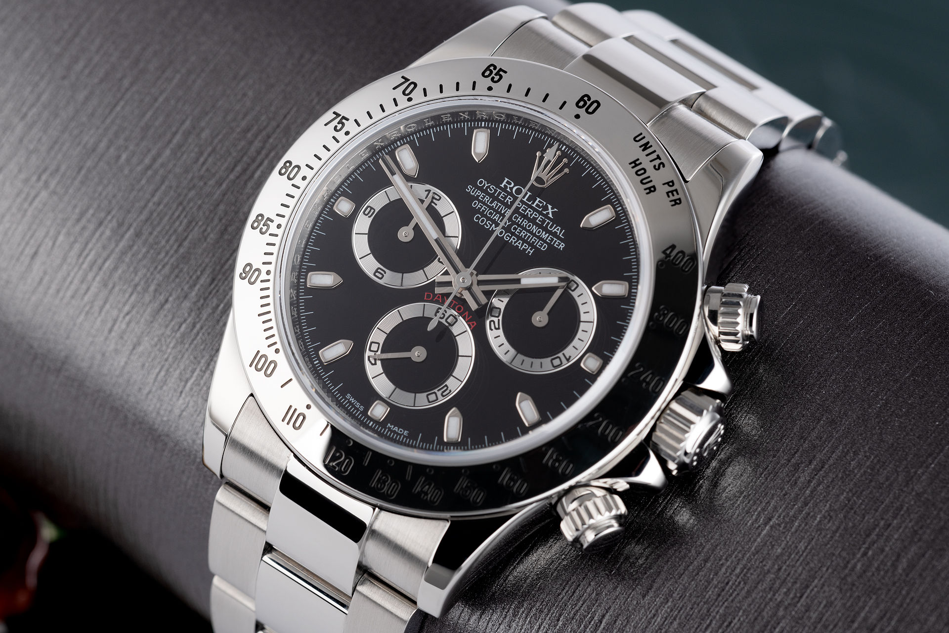 Early Chromalight Dial | ref 116520 | Rolex Cosmograph Daytona