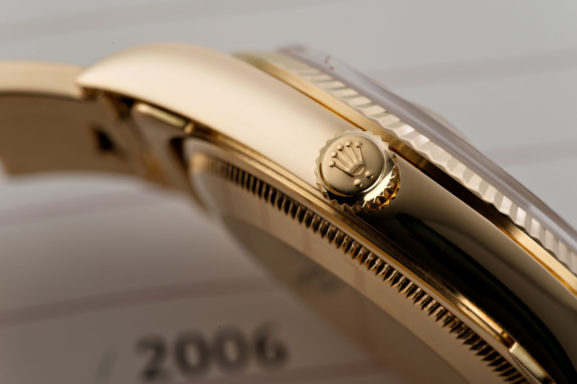 ref 15238 | 18ct Yellow Gold 'Remarkable Condition' | Rolex Date