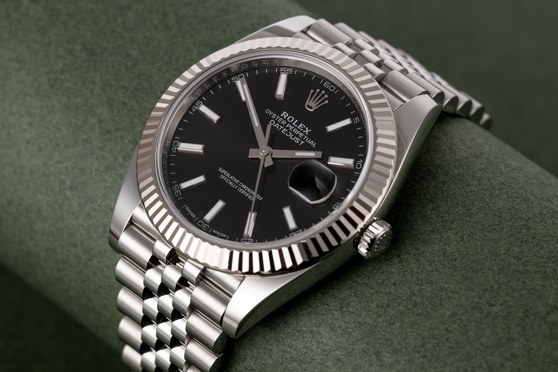 ref 126334 | 5 Year Rolex Warranty | Rolex Datejust 41