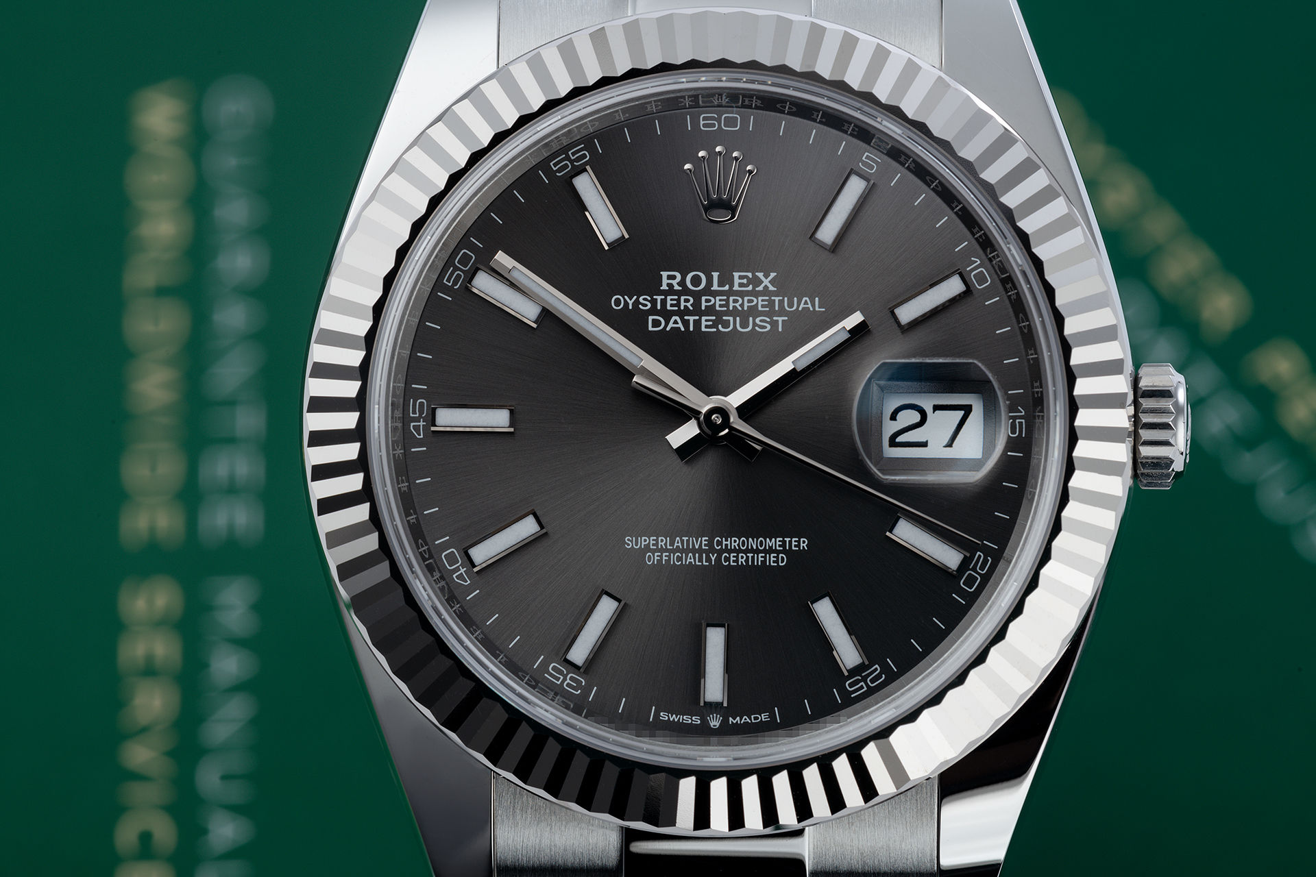 ref 126334 | 'New Calibre' Latest Model | Rolex Datejust 41