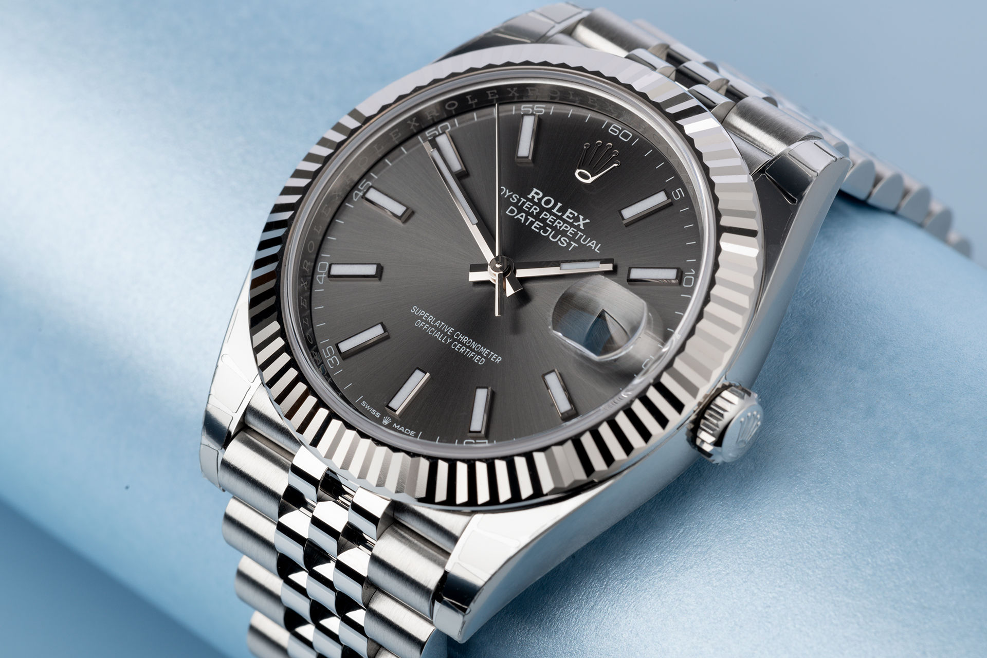ref 126334 | Rolex Warranty To 2024 | Rolex Datejust 41