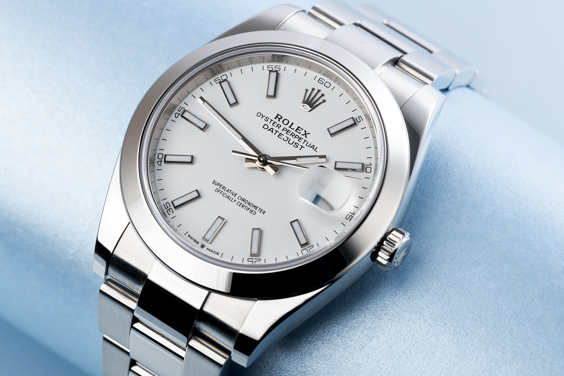 ref 126300 | Under Warranty to 2024 | Rolex Datejust 41