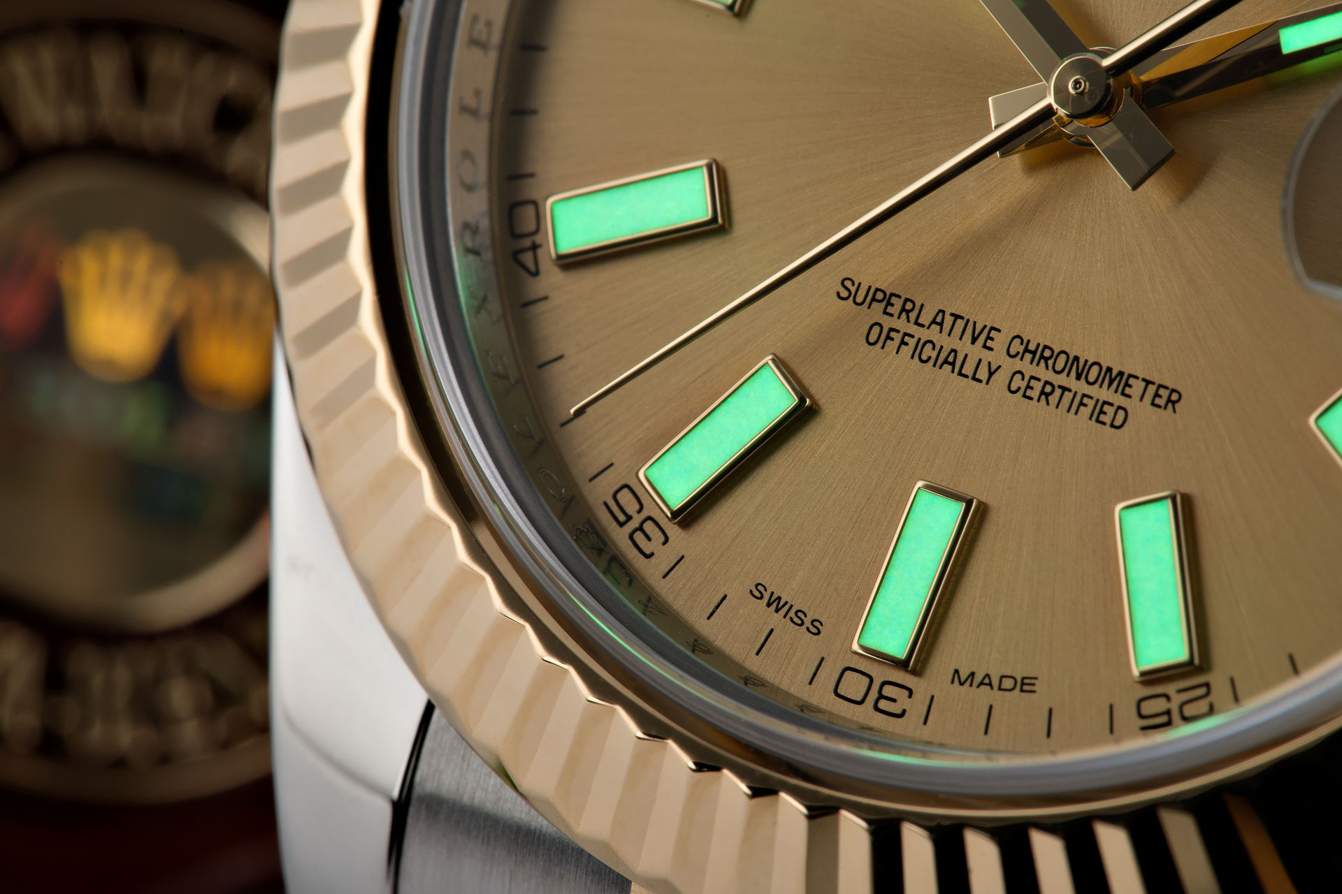 ref 116333 | 41mm Box & Papers | Rolex Datejust II