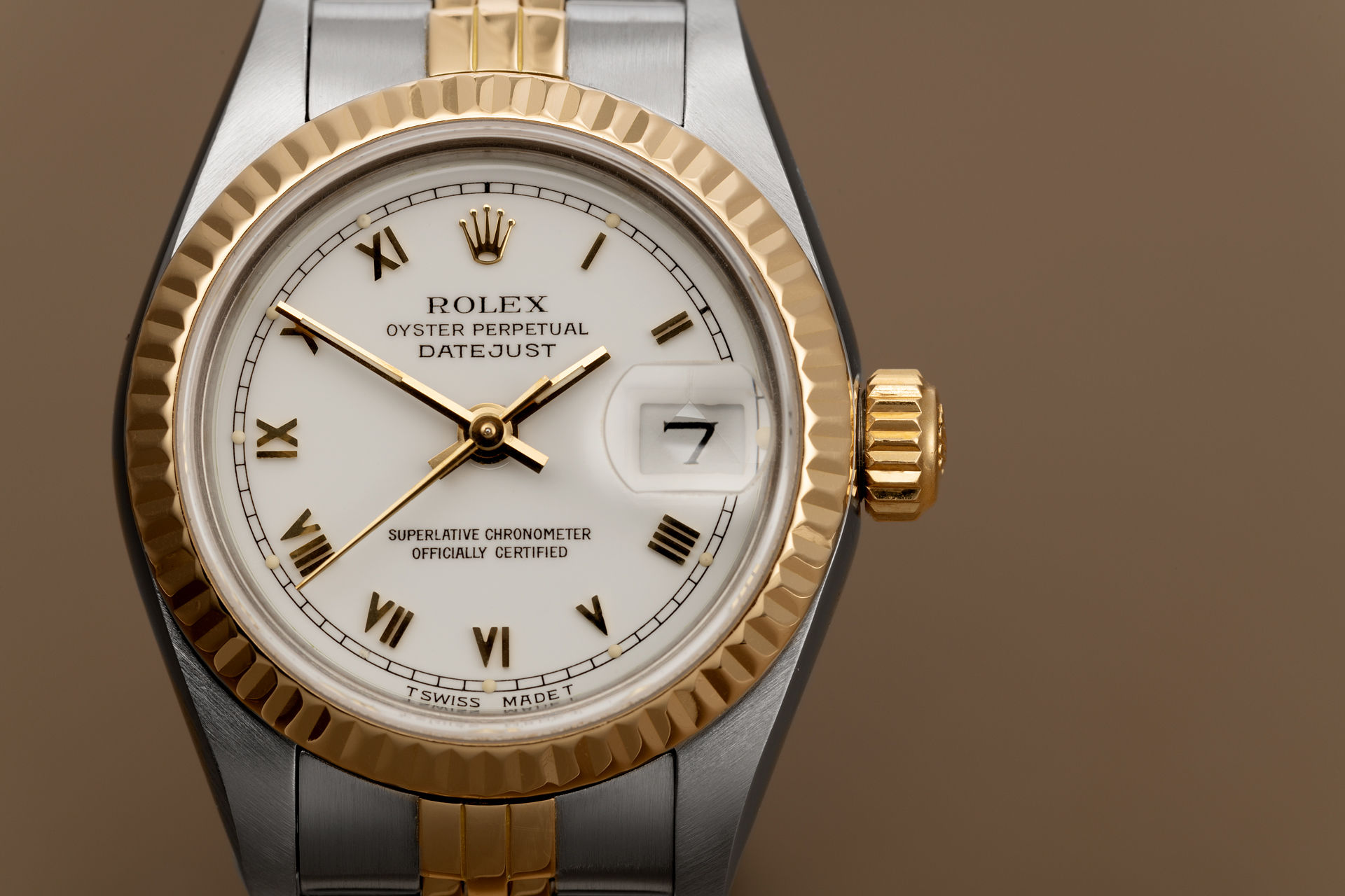 ref 69173 | Lady's Gold & Steel  | Rolex Datejust