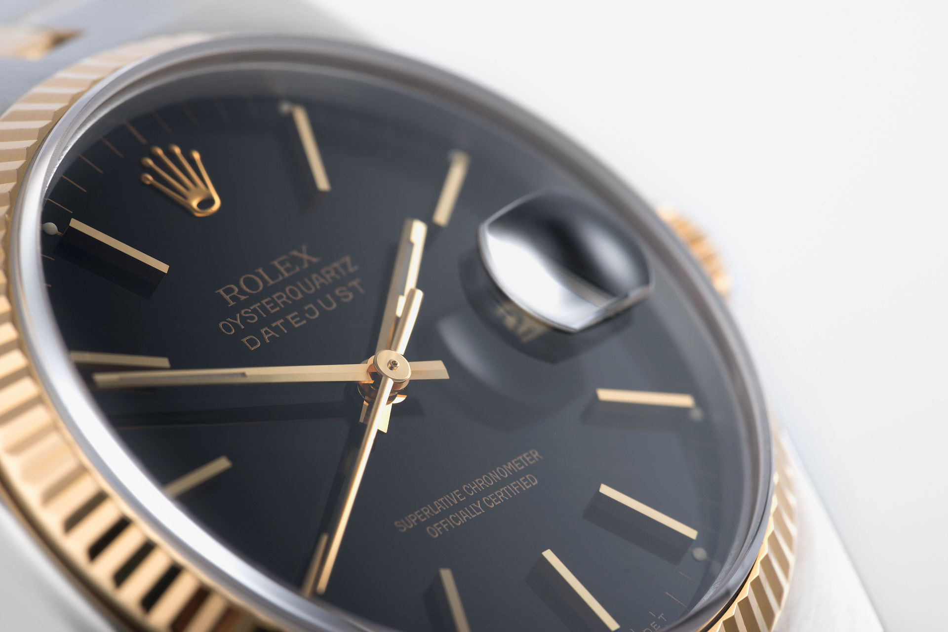 ref 17013 | 'Amazing condition' Gold & Steel | Rolex Datejust