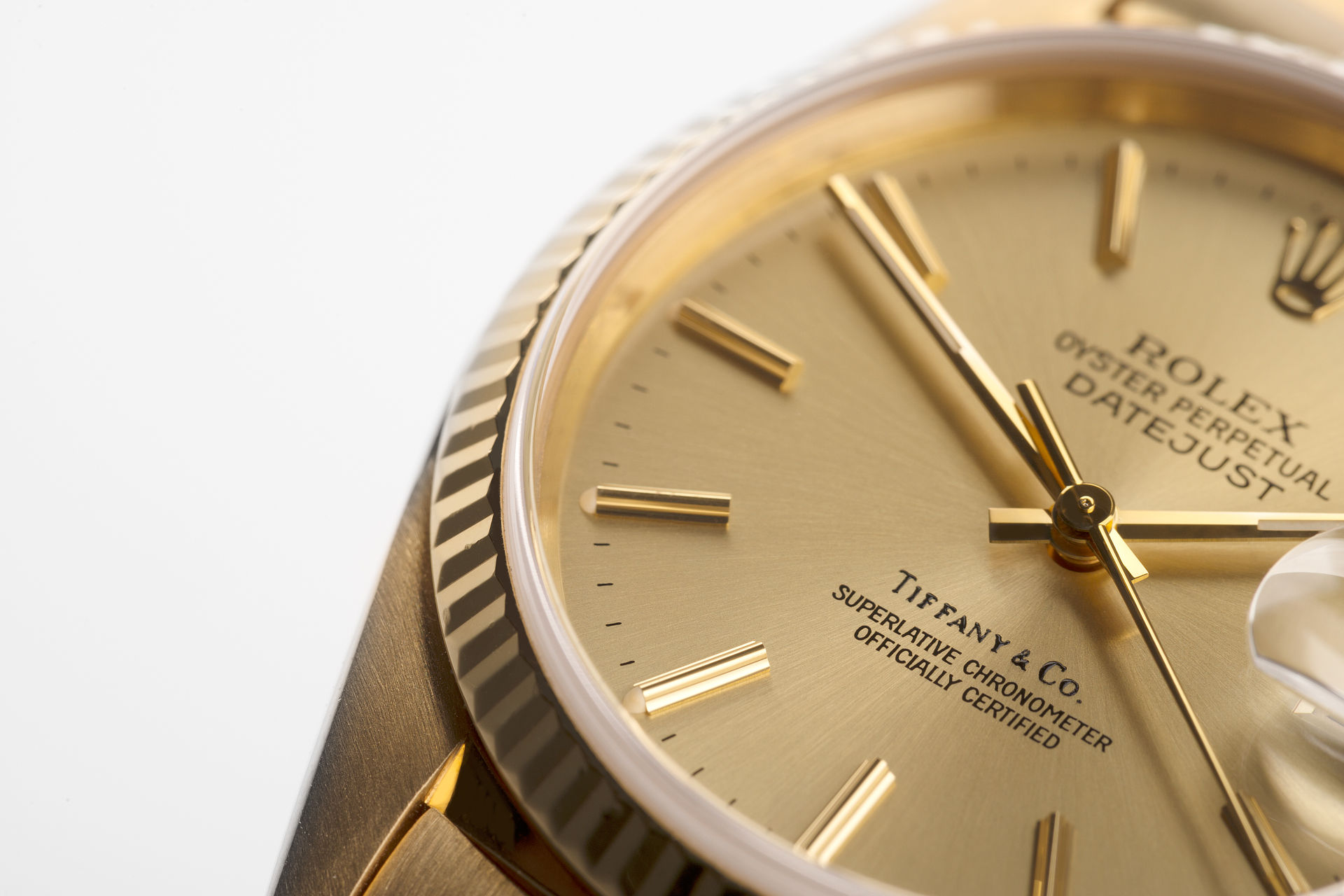 ref 16018 | Yellow Gold, Full Set | Rolex Datejust