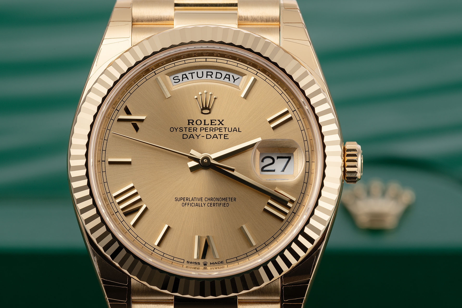 ref 228238 | 'Brand New' - 5 Year Warranty | Rolex Day-Date