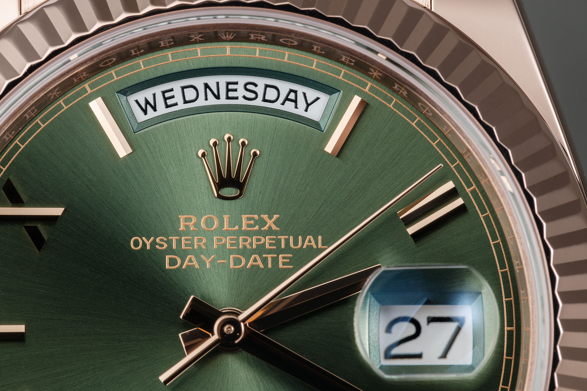 Everose Gold - Rolex Warranty | ref 228235 | Rolex Day-Date