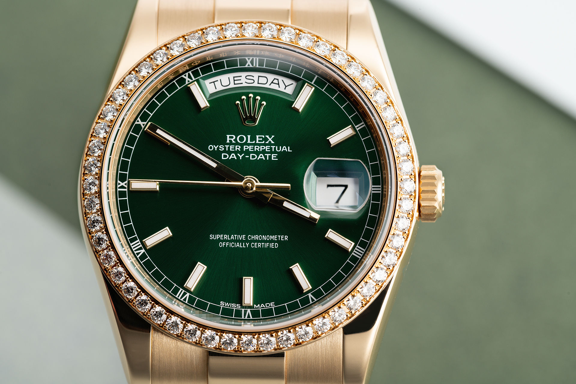ref 118348 | Extremely Rare Example | Rolex Day-Date