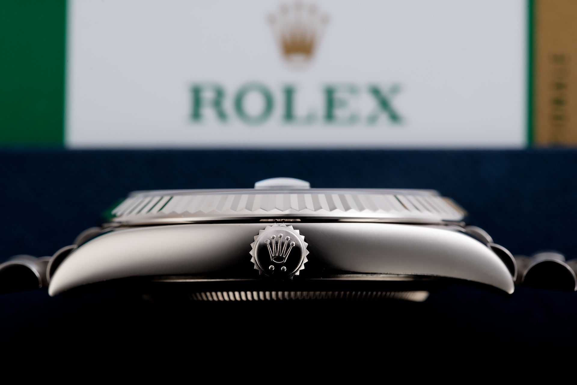 ref 228239 | White Gold 40mm President  | Rolex Day-Date