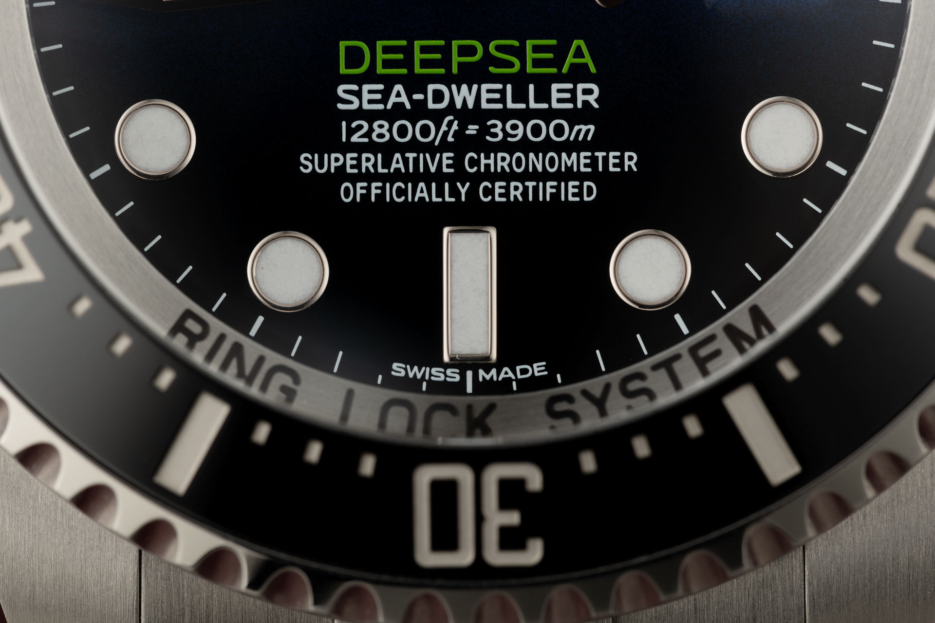 ref 116660 | Discontinued 'James Cameron'  | Rolex Deepsea D-Blue