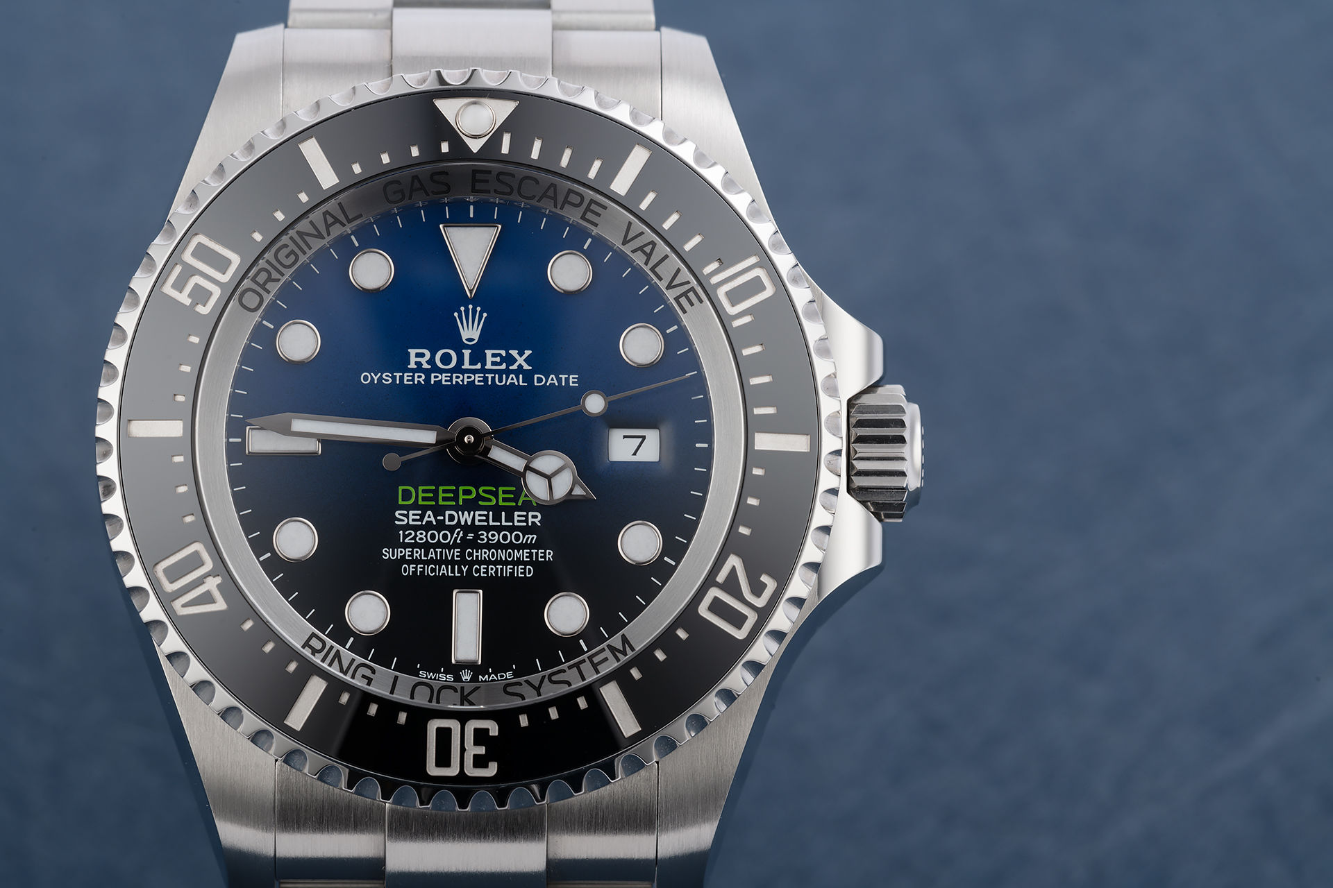 ref 126660 | Under Warranty 'New Calibre' | Rolex Deepsea D-Blue