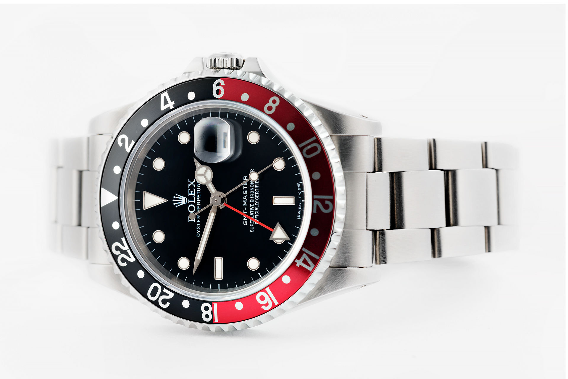 ref 16700 | Final Series Box & Papers | Rolex GMT-Master