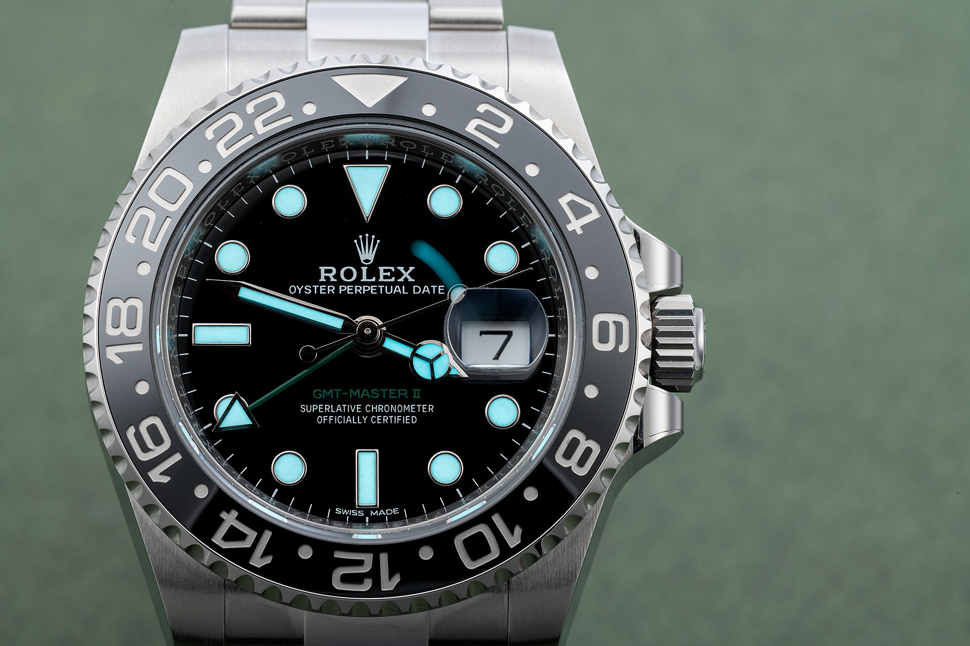ref 116710LN | 5 Year Warranty 'Totally Complete' | Rolex GMT-Master II