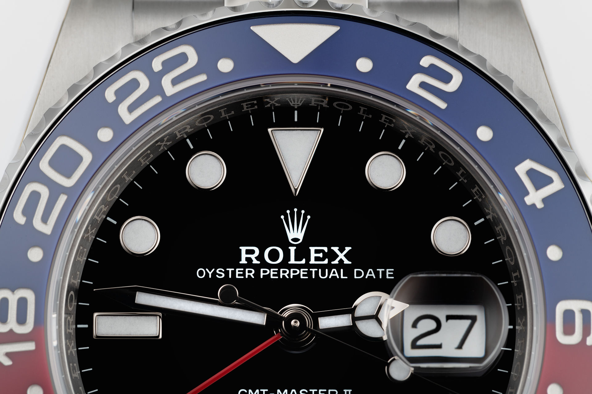 ref 126710BLRO | Brand New 'BLRO' Fully Stickered | Rolex GMT-Master II