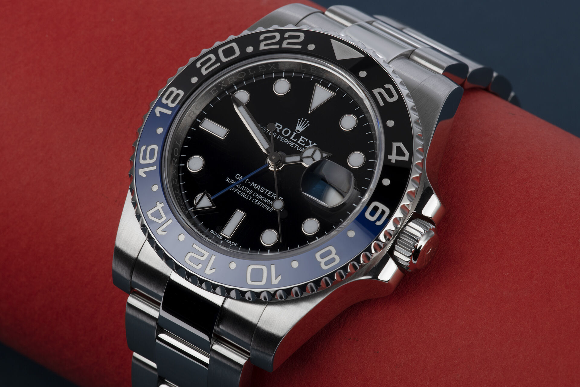 ref 116710BLNR | Final Model Production | Rolex GMT-Master II