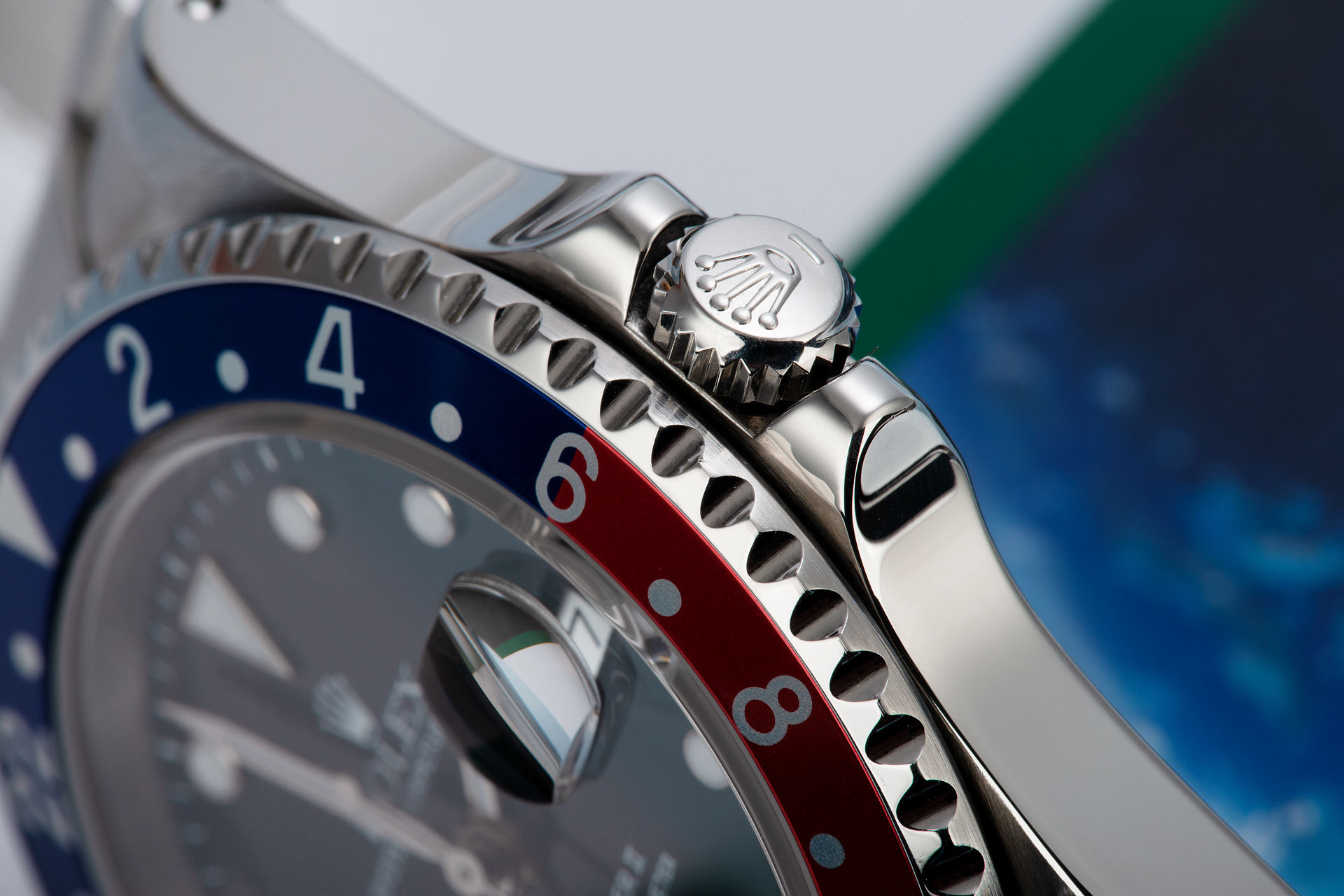 ref 16710 | 'Full Set' A-Series | Rolex GMT-Master II
