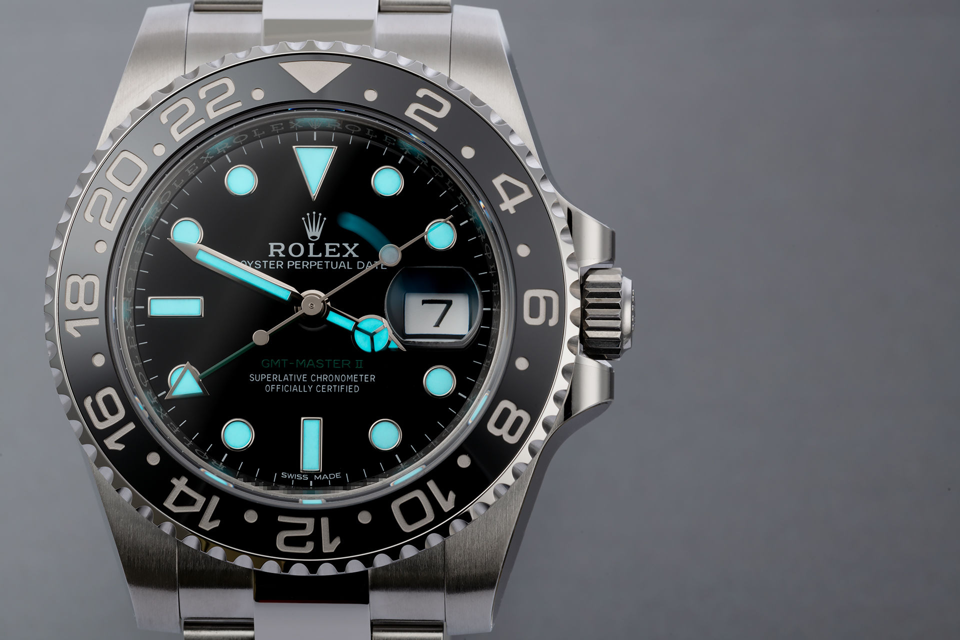 ref 116710LN | Full Set 'Discontinued' | Rolex GMT-Master II