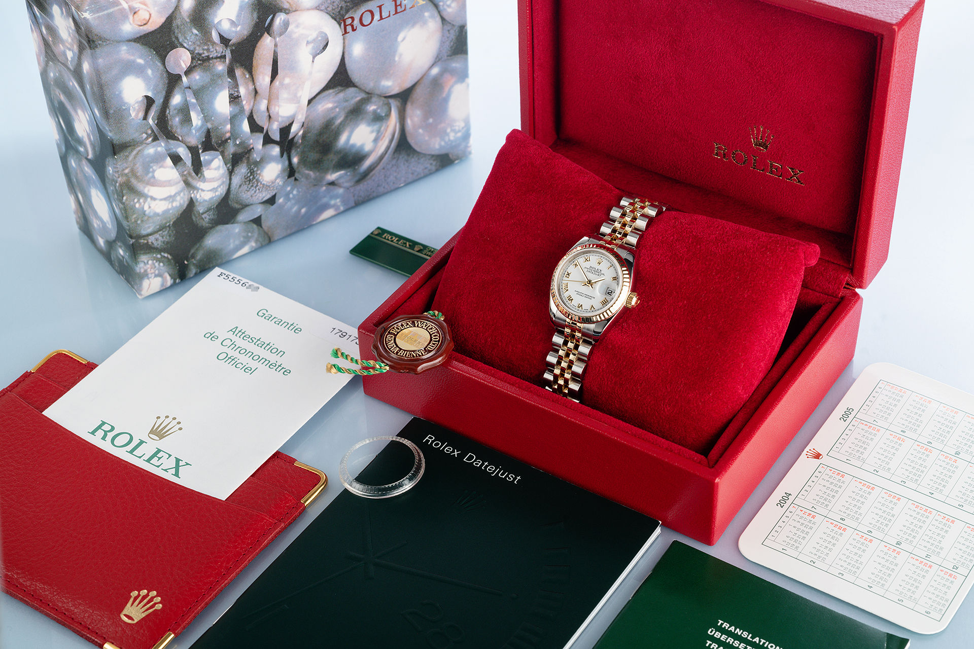 ref 179173 | Full Set - UK Supplied | Rolex Lady-Datejust