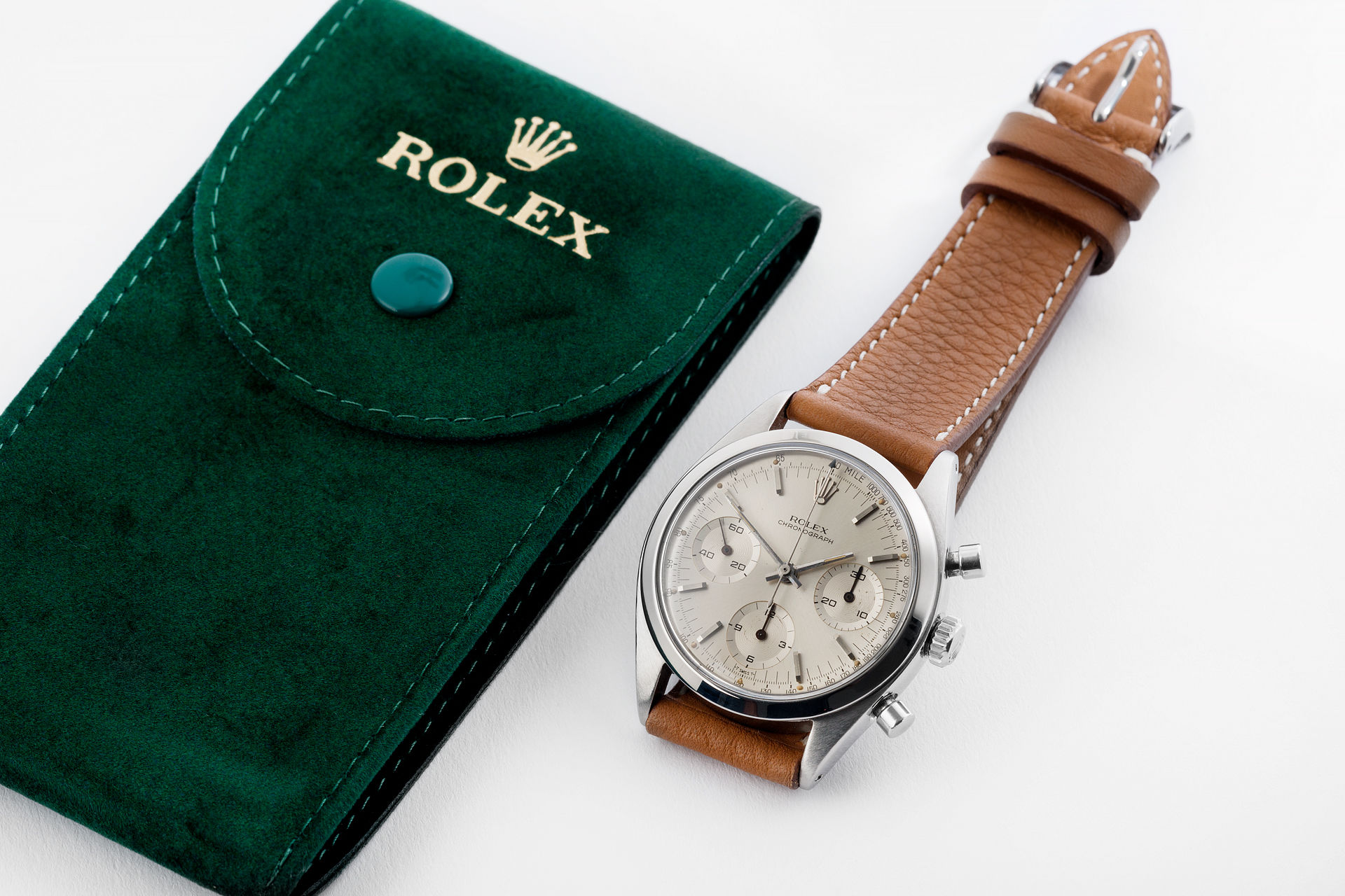 ref 6238 | 'George Lazenby' | Rolex Oyster Chronograph