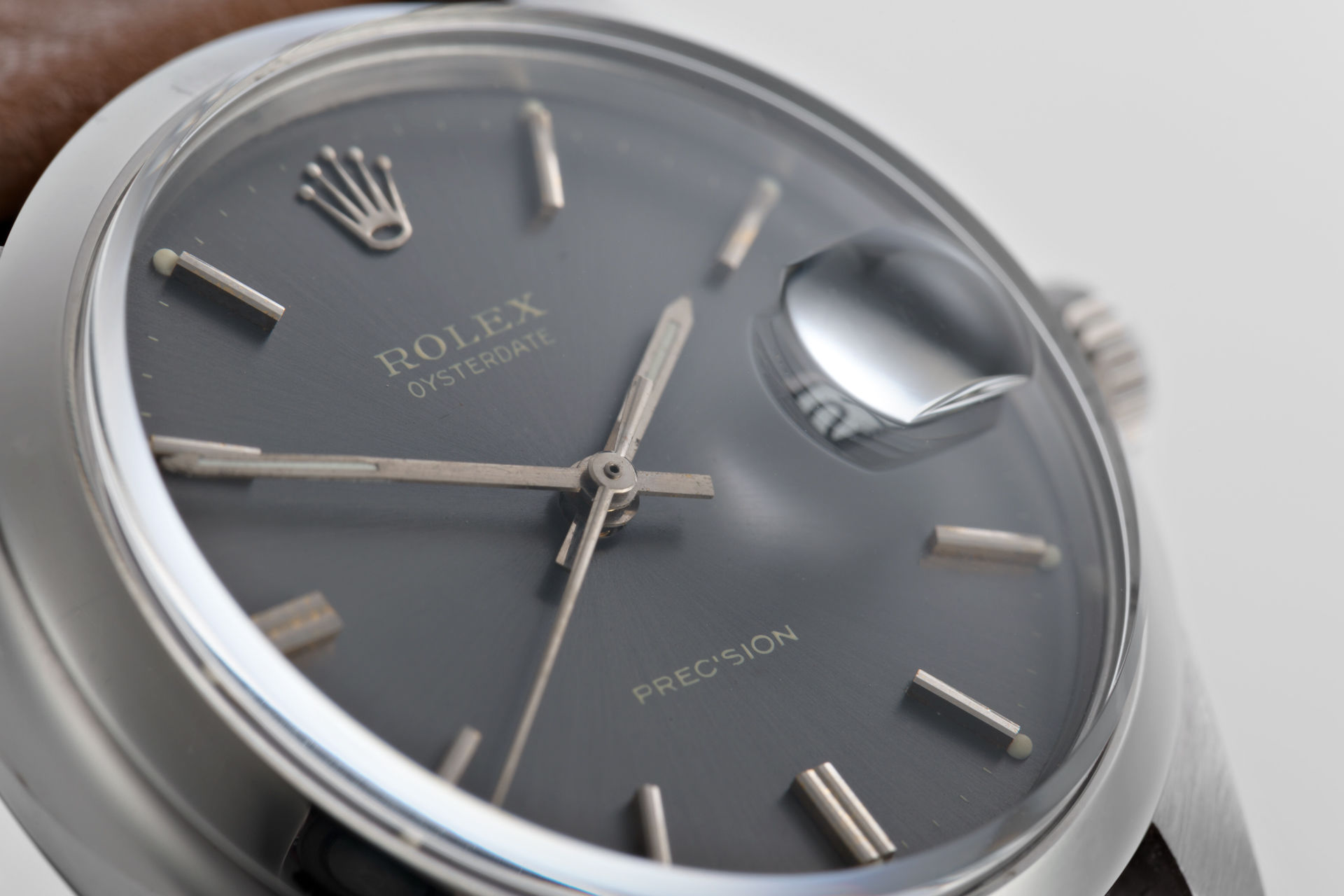 ref 6694 | Vintage 34mm 'Precision' | Rolex Oyster Date
