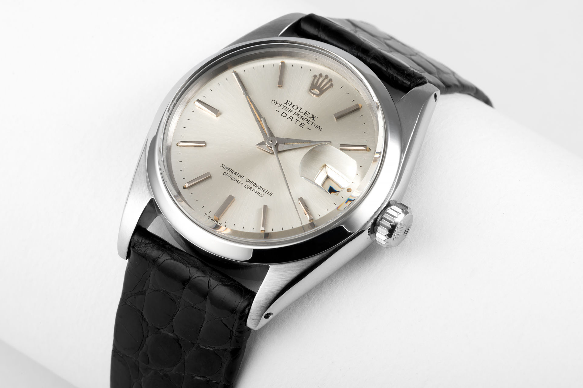 f45e3e3bd7f Rolex Oyster Date Watches | ref 1500 | Vintage 'Ingot Batons' | The ...