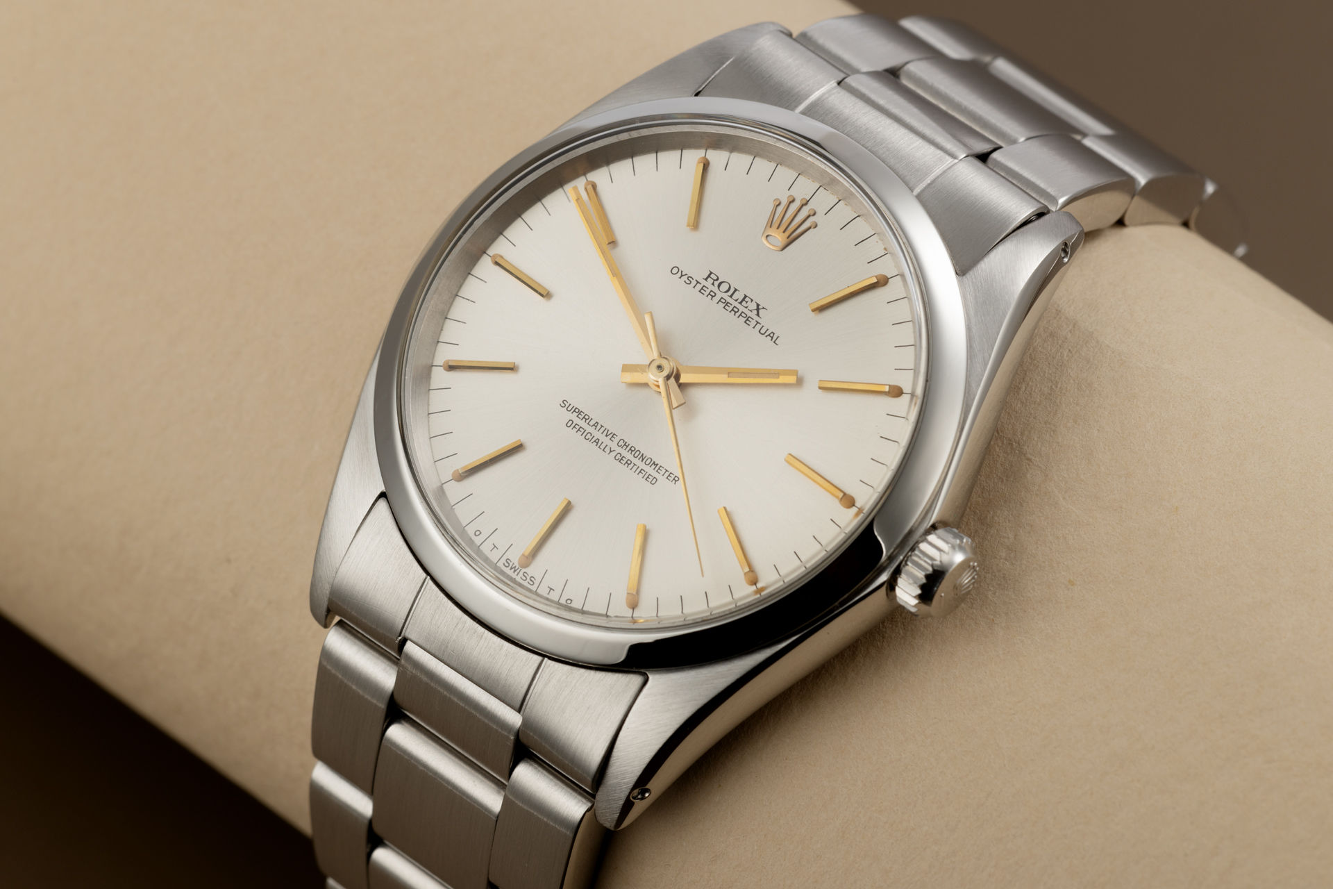 ref 1018 | Beautiful 'Sigma Dial' | Rolex Oyster Perpetual