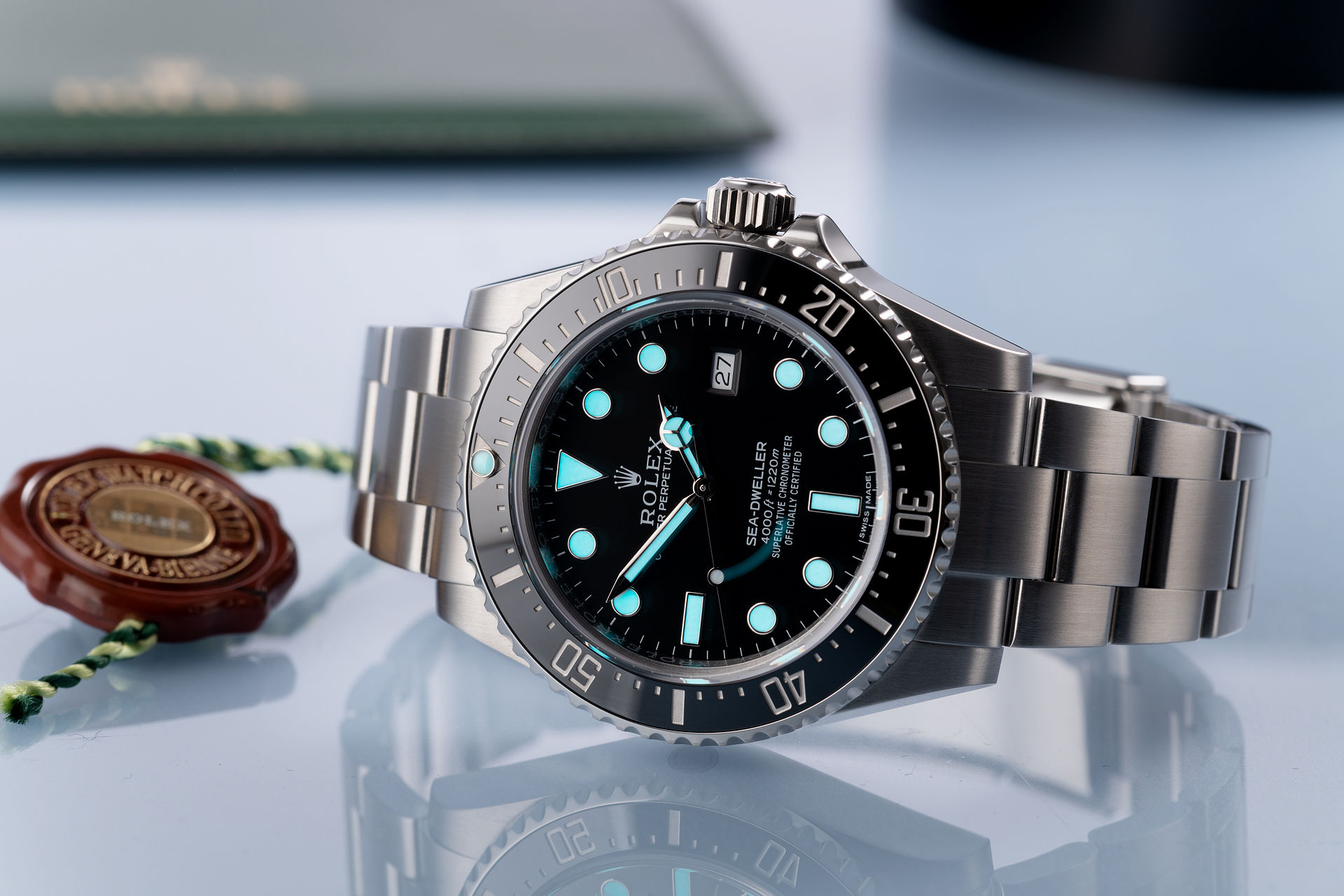 """3 Year Production"" Cerachrom Model 