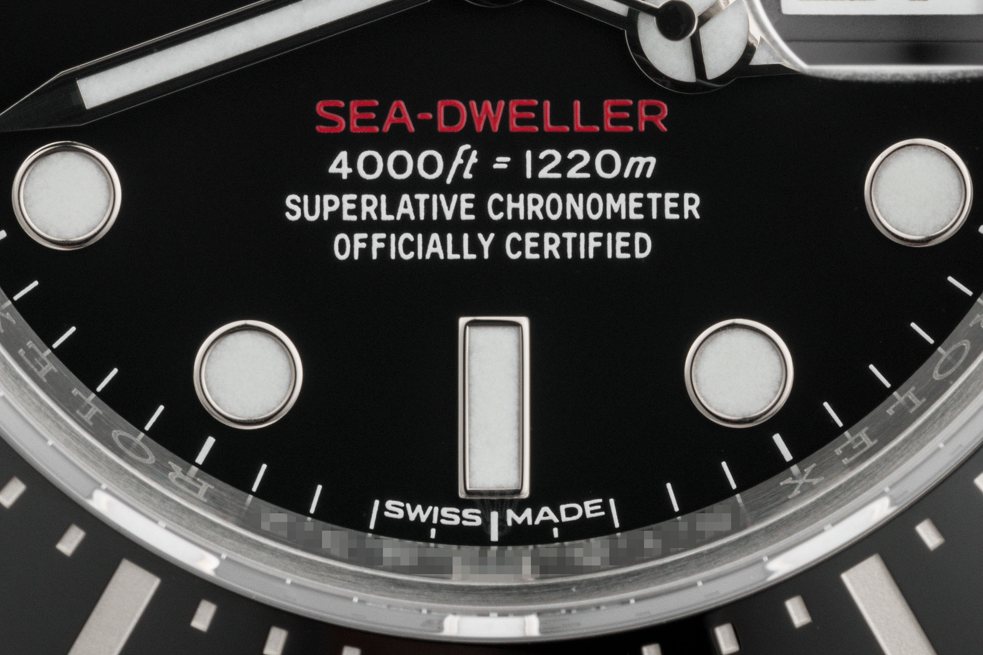 ref 126600 | 5 Year Warranty 'Anniversary Model' | Rolex Sea-Dweller