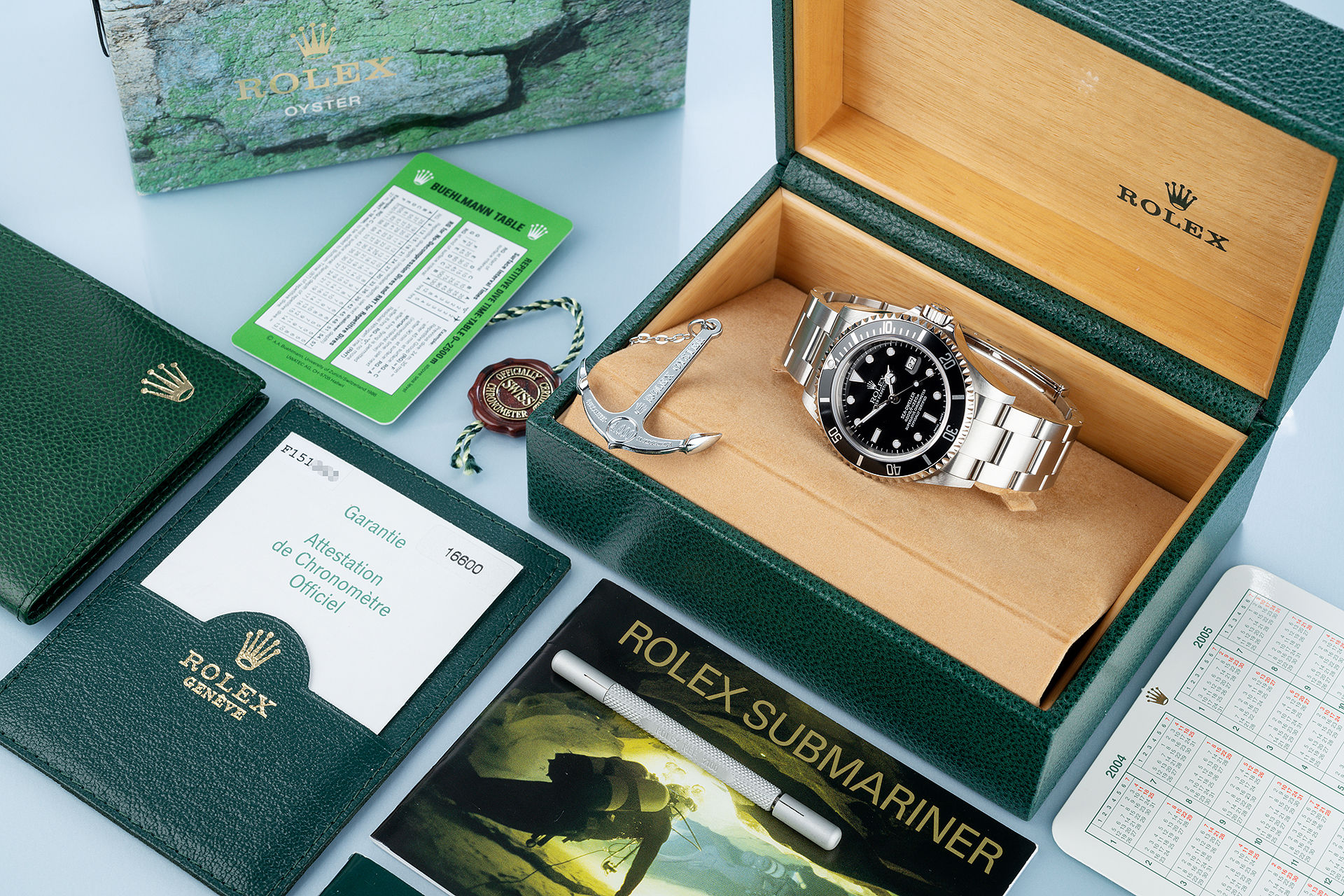 ref 16600 | 'New Old Stock' | Rolex Sea-Dweller
