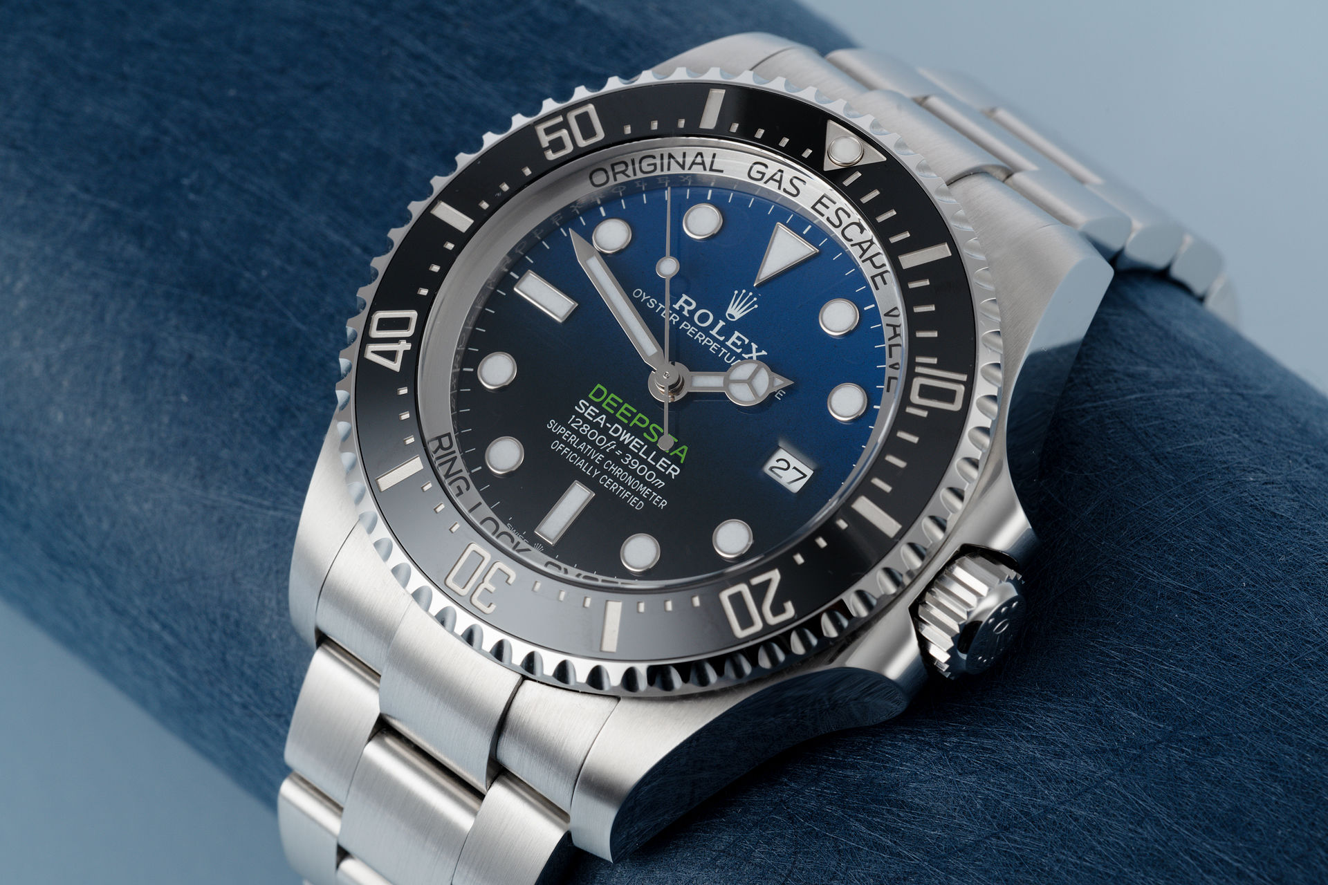 ref 126600 | 'Brand New' Five-Year Warranty | Rolex Sea-Dweller