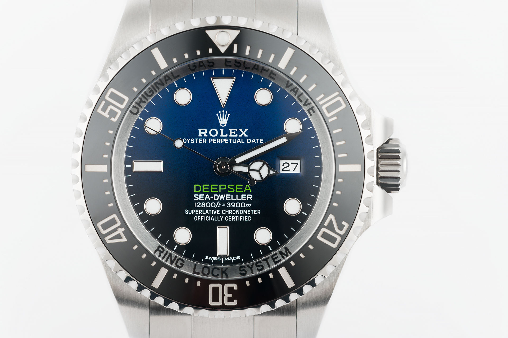 ref 116660 | 'Brand New 2017' | Rolex Sea-Dweller Deepsea