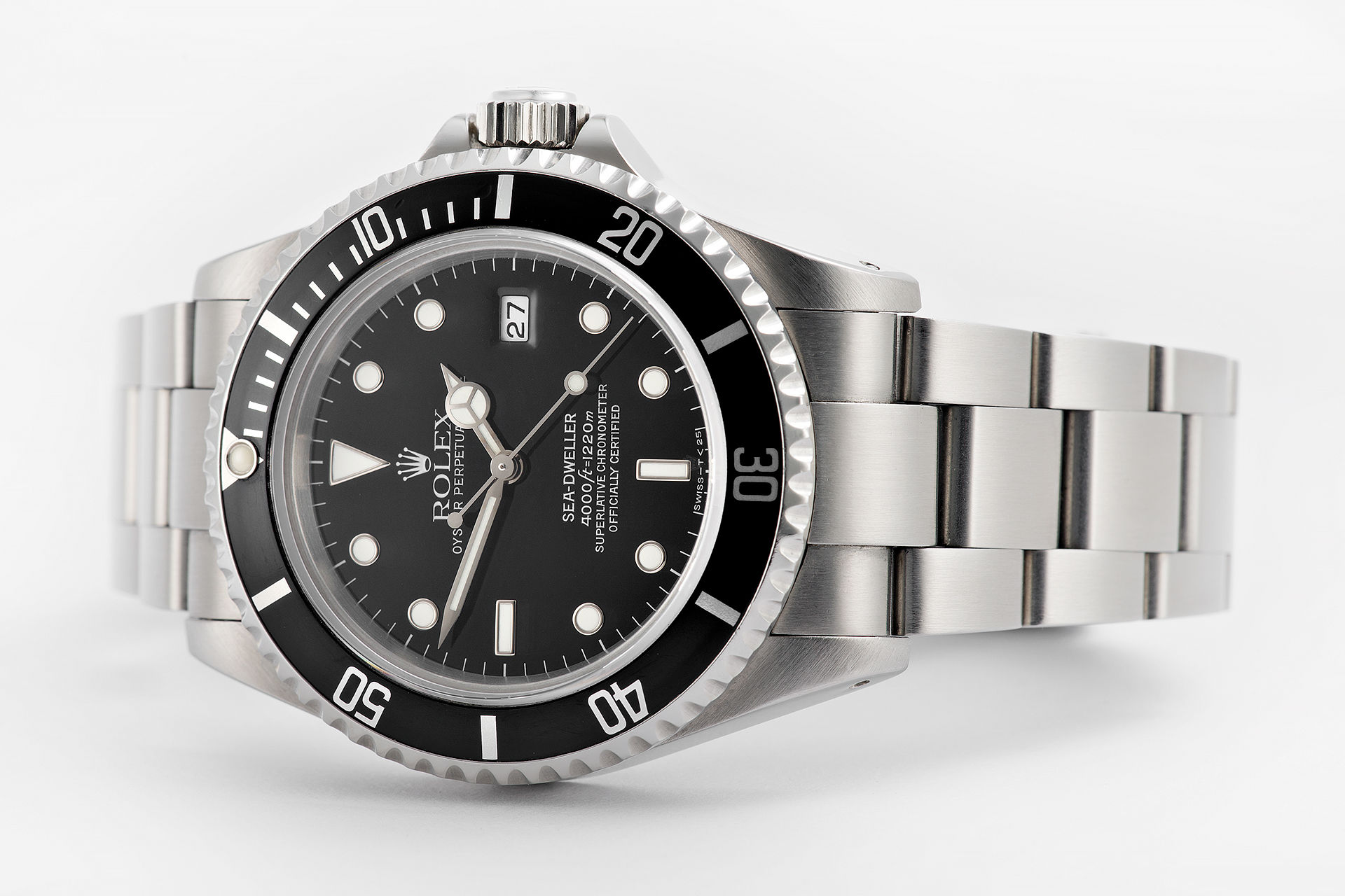 ref 16600 | 'Full Collector's Set' | Rolex Sea-Dweller