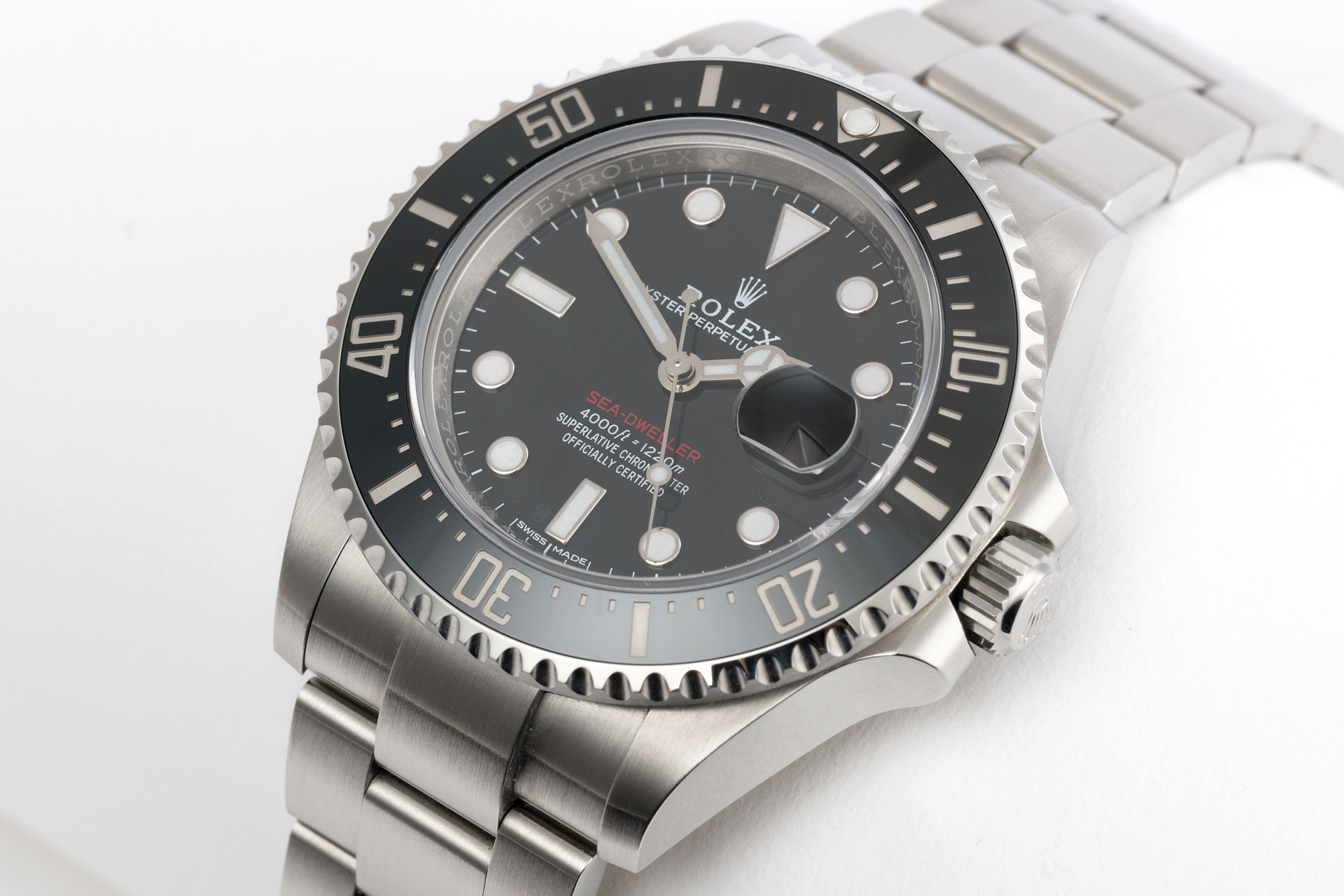 ref 126600 | 'Rolex 5 Year Warranty' | Rolex Sea-Dweller
