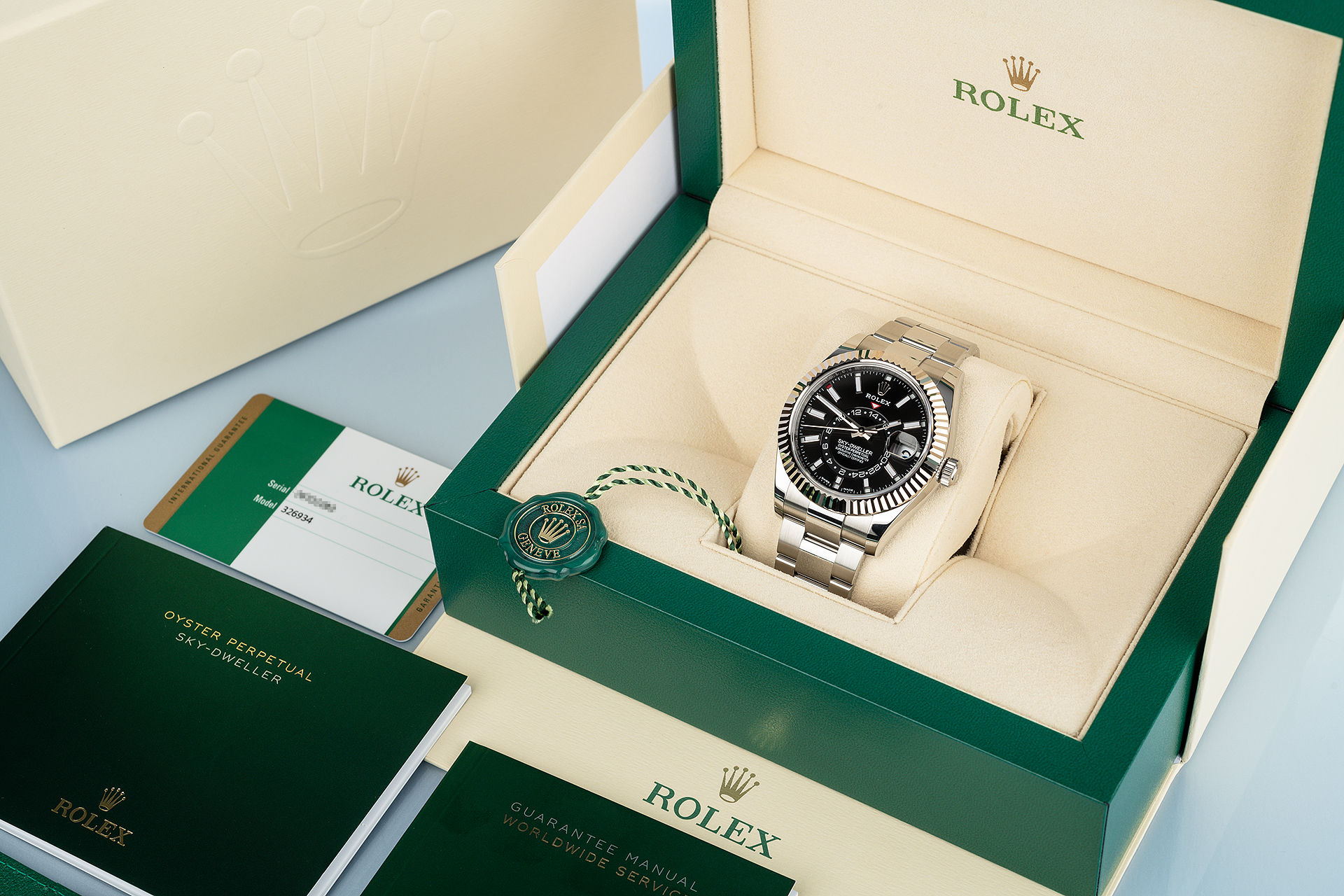 ref 326934 | 'Brand New' - 5 Year Warranty  | Rolex Sky Dweller
