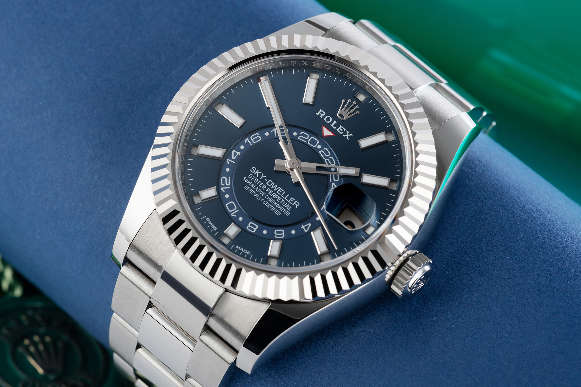 """Dual-Time"" 5 Year Warranty 