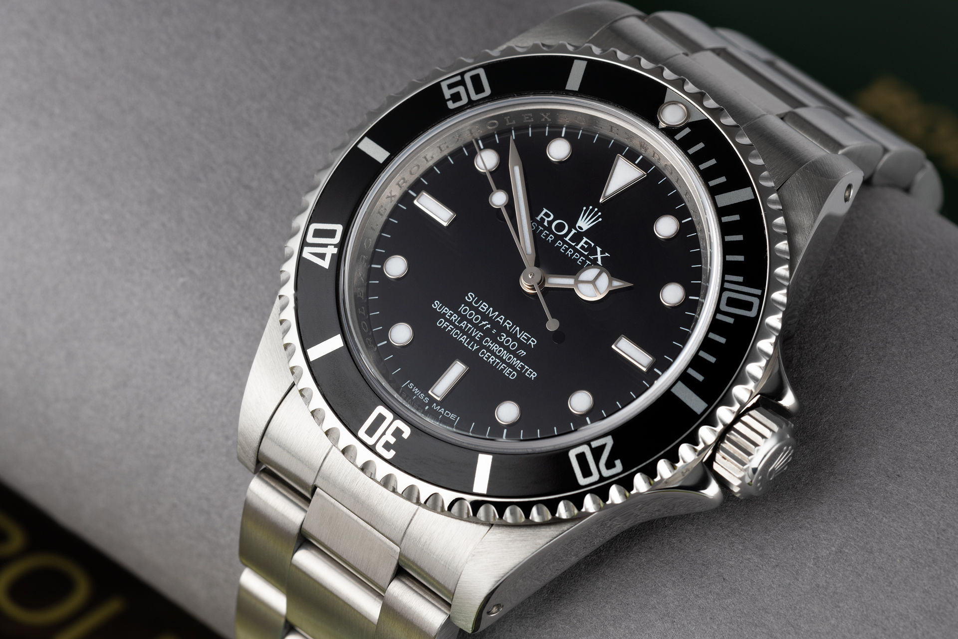 ref 14060M | 'COSC Dial' Full Set | Rolex Submariner
